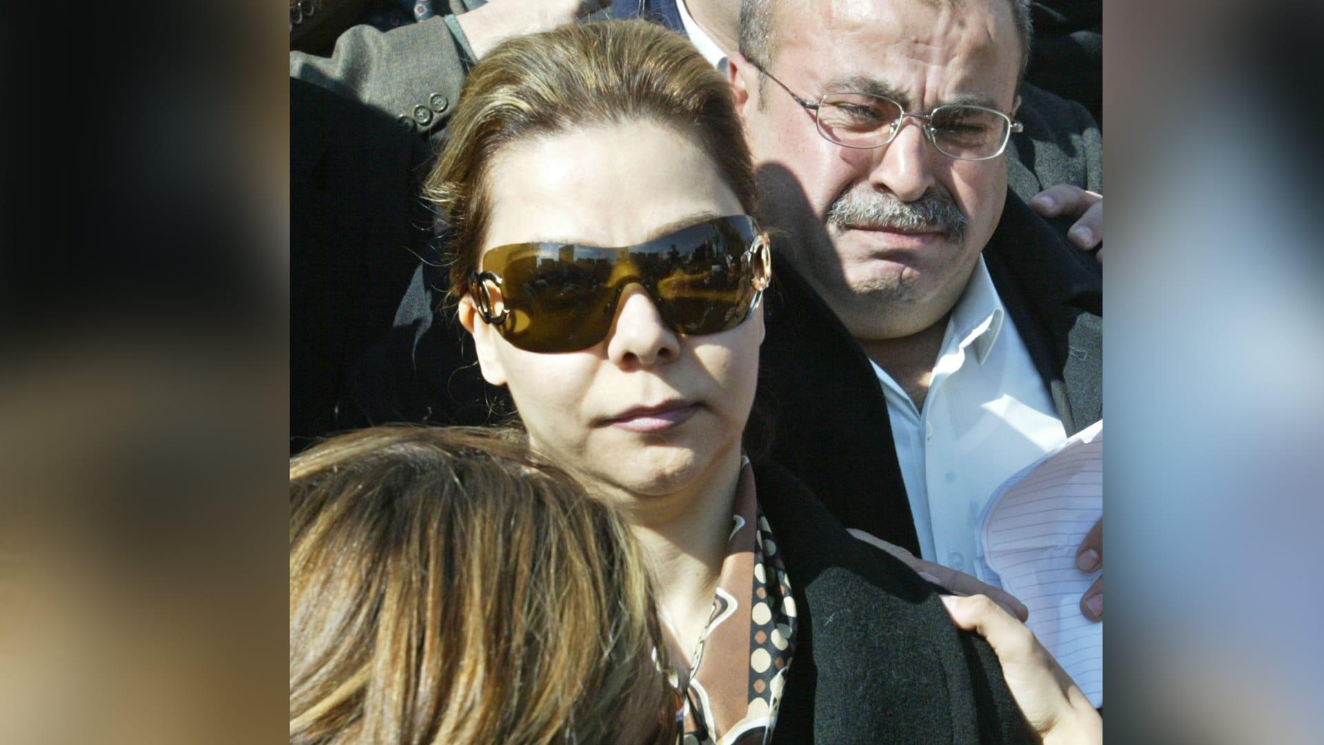 رغد صدام حسين تعبر عن تعازيها بعد وفاة مرضى في مستشفى السلط بالأردن