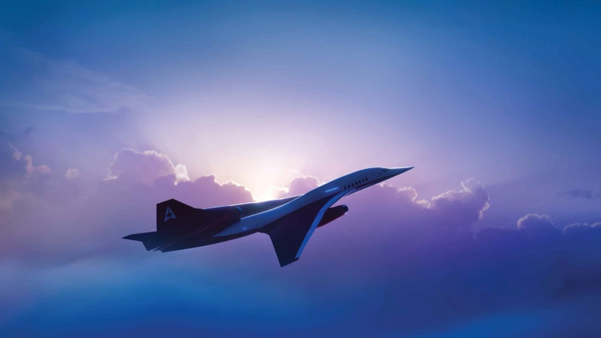 تصميم أولي لطائرة ركاب.. من اليابان إلى كاليفورنيا في 3 ساعات