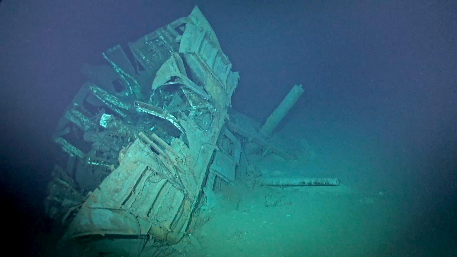على عمق أكثر من 6 آلاف متر.. مسح أعمق حطام لسفينة بشكل كامل