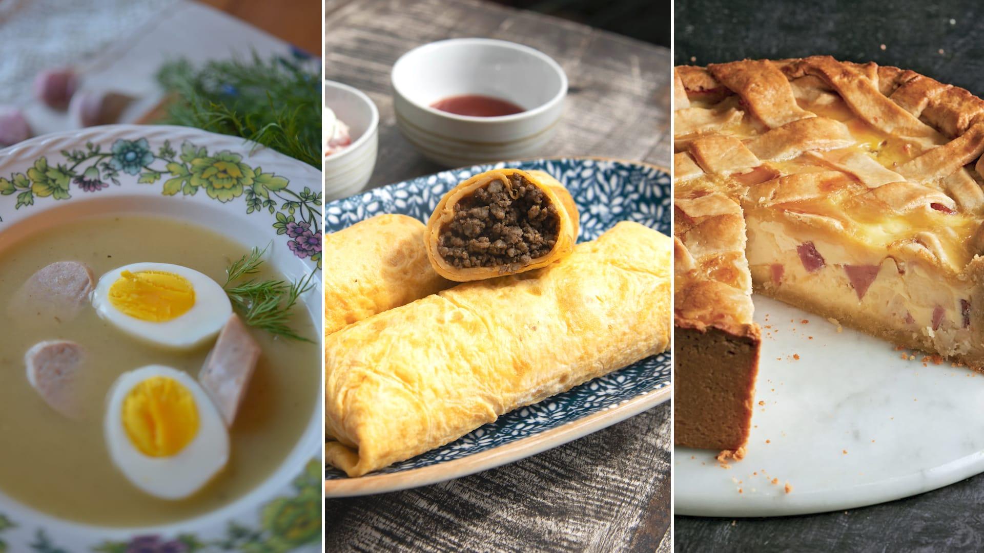 بظل عيد الفصح.. إليك 5 أطباق شهية خاصة بهذه المناسبة حول العالمبظل عيد الفصح.. إليك 5 أطباق شهية خاصة بهذه المناسبة حول العالم
