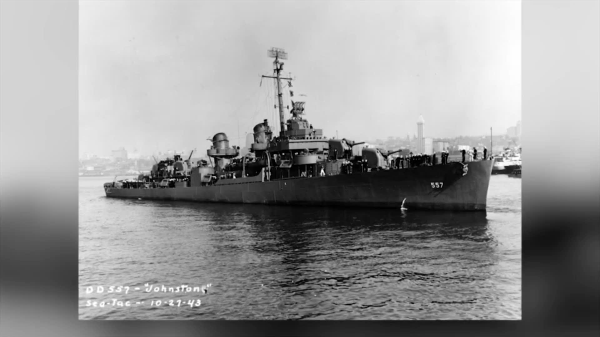 """""""مدمرة للبحرية الأمريكية"""".. ما القصة وراء السفينة الغارقة على أكثر عمق في العالم؟"""