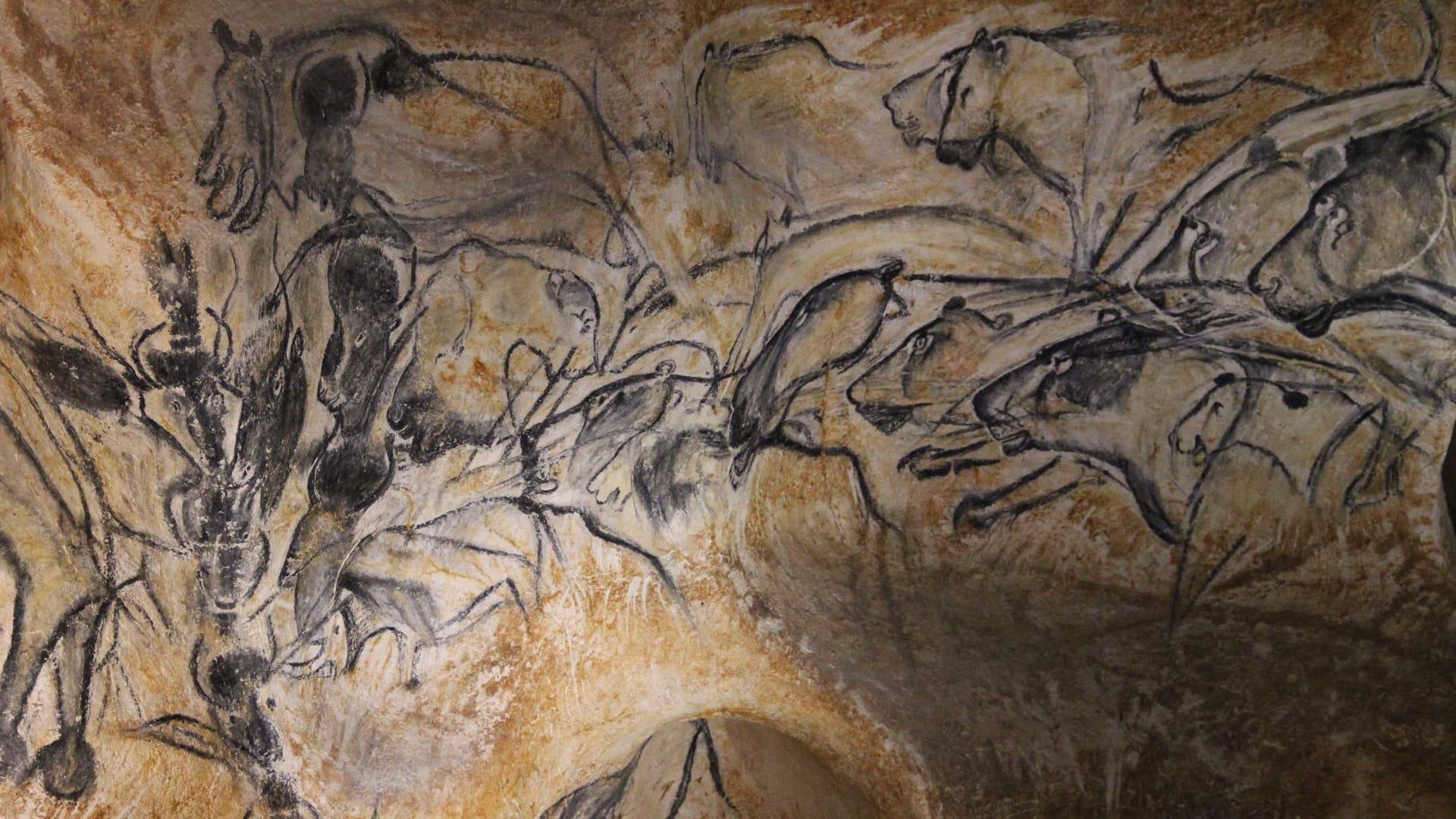 حرم فنانو الكهوف القدماء أنفسهم من الأكسجين أثناء الرسم