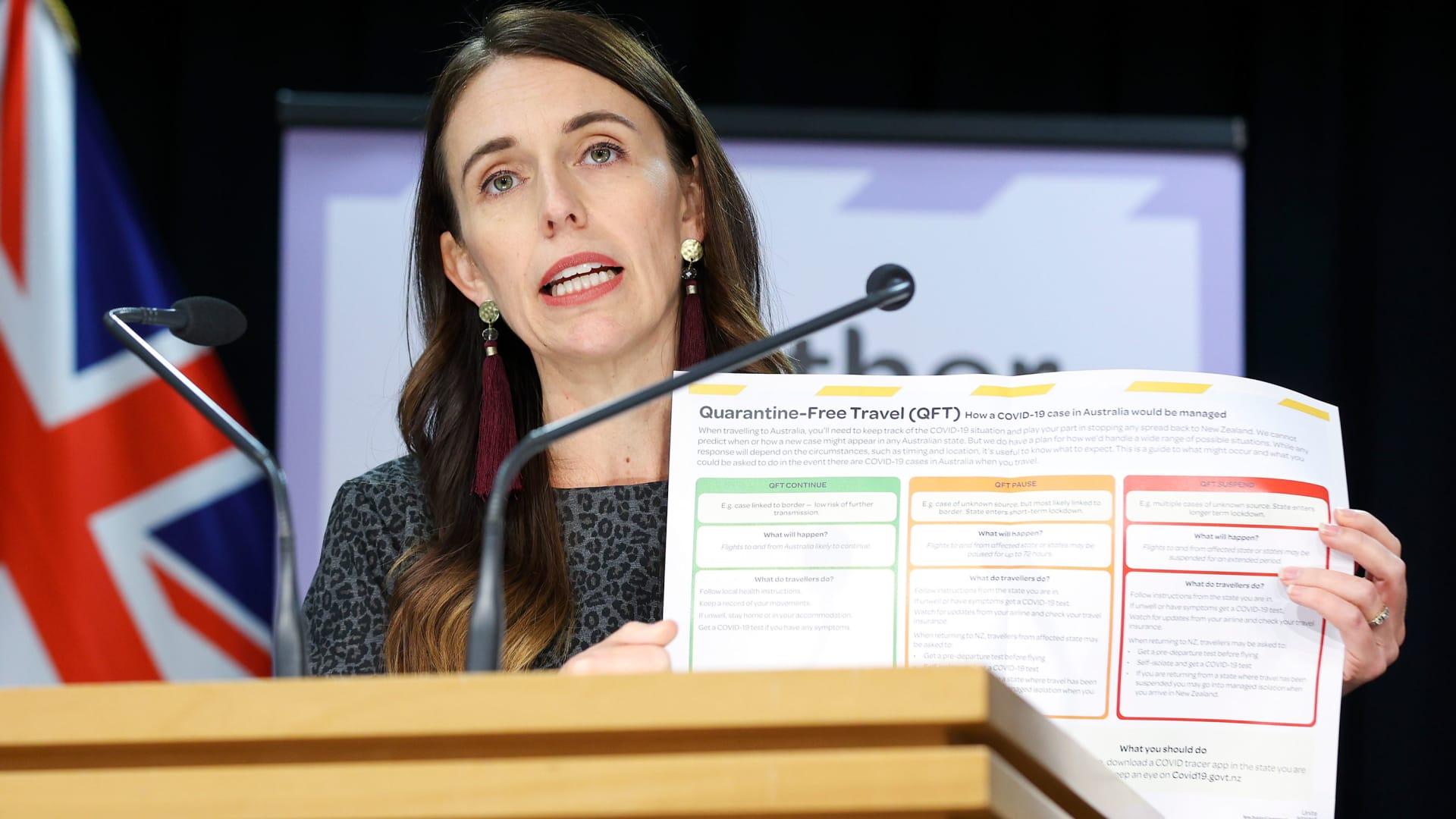 بظل كورونا.. افتتاح فقاعة السفر المنتظرة بين أستراليا ونيوزيلندا رسمياً في 18 أبريل