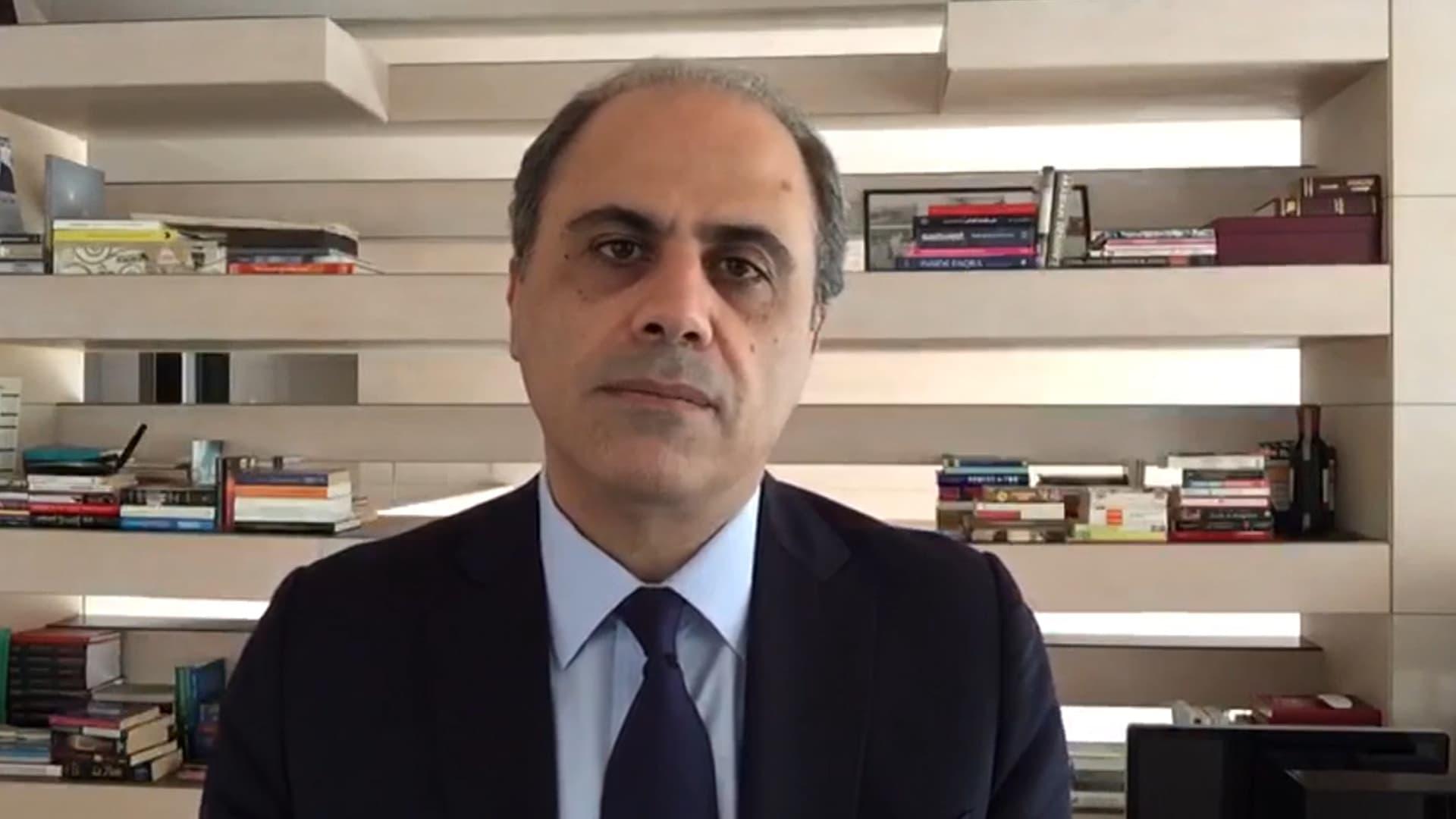 جهاد أزعور لـCNN: يجب دعم الفئات المهمشة بالمجتمع للنهوض باقتصاد المنطقة