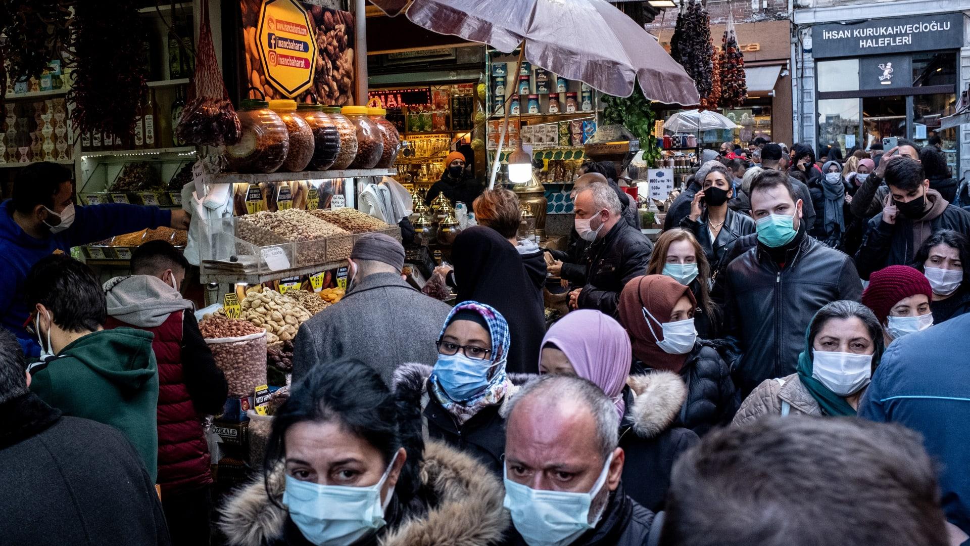 الصحة العالمية تقدم إرشادات محدثة لمواجهة كورونا في رمضان