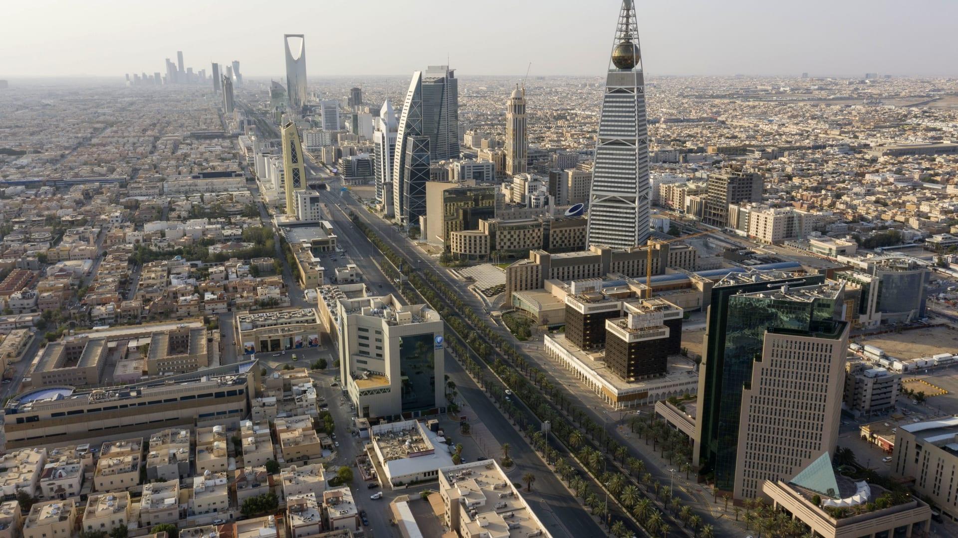 صورة ارشيفية عامة من الرياض