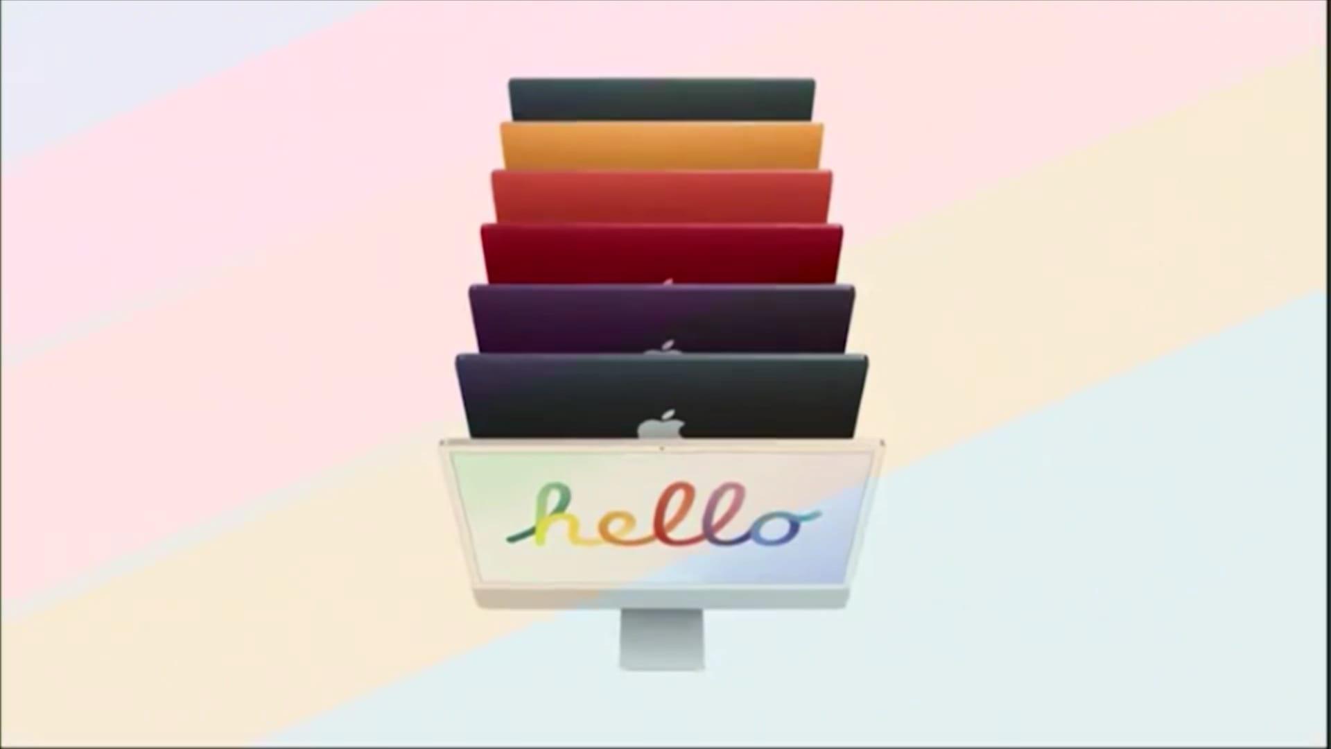 بمميزات وألوان جديدة.. تعرف إلى iMac الجديد كلياً وسعره