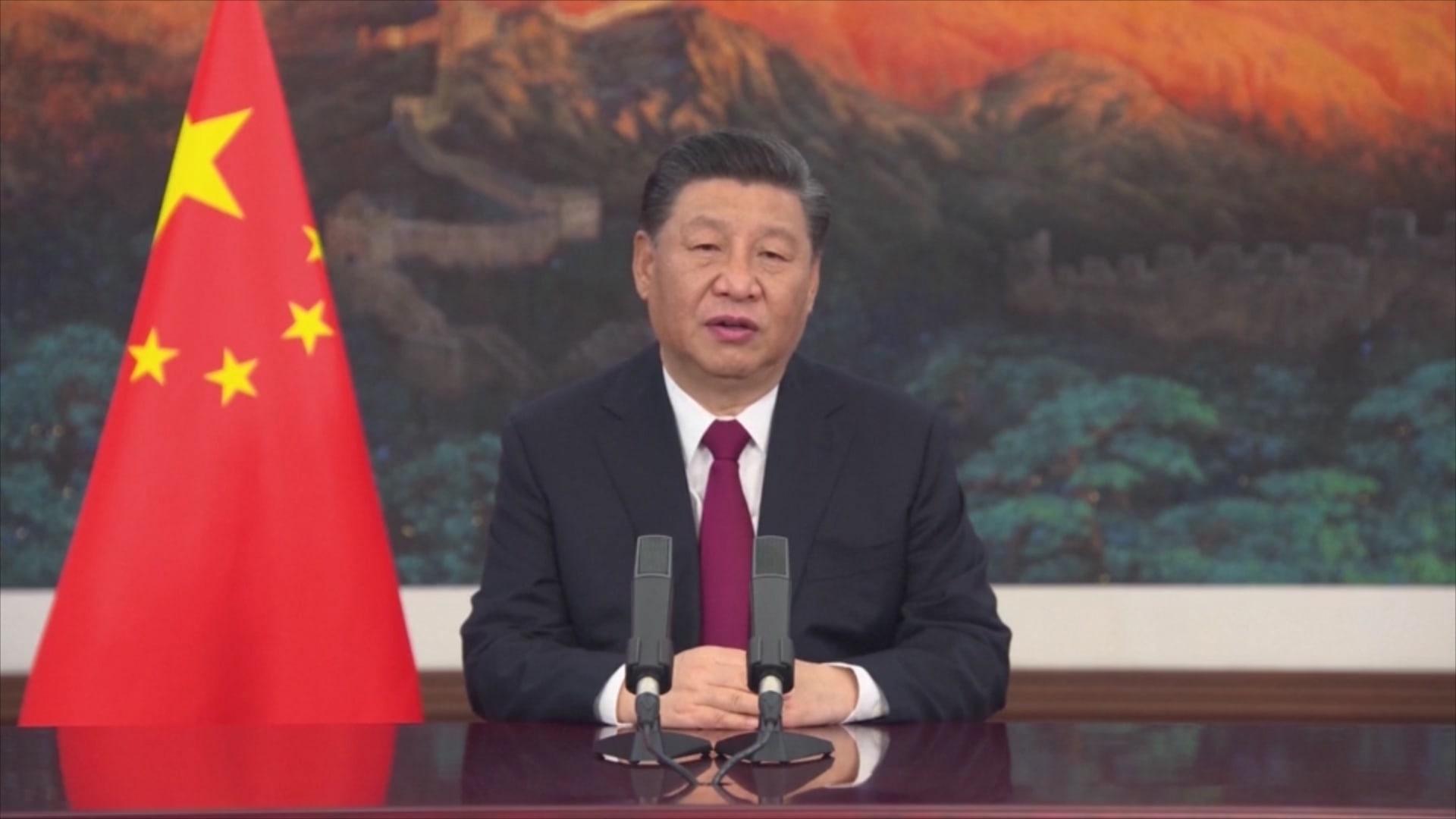 دون ذكر أسماء.. الرئيس الصيني يوجه انتقادات لاذعة لأمريكا وبايدن