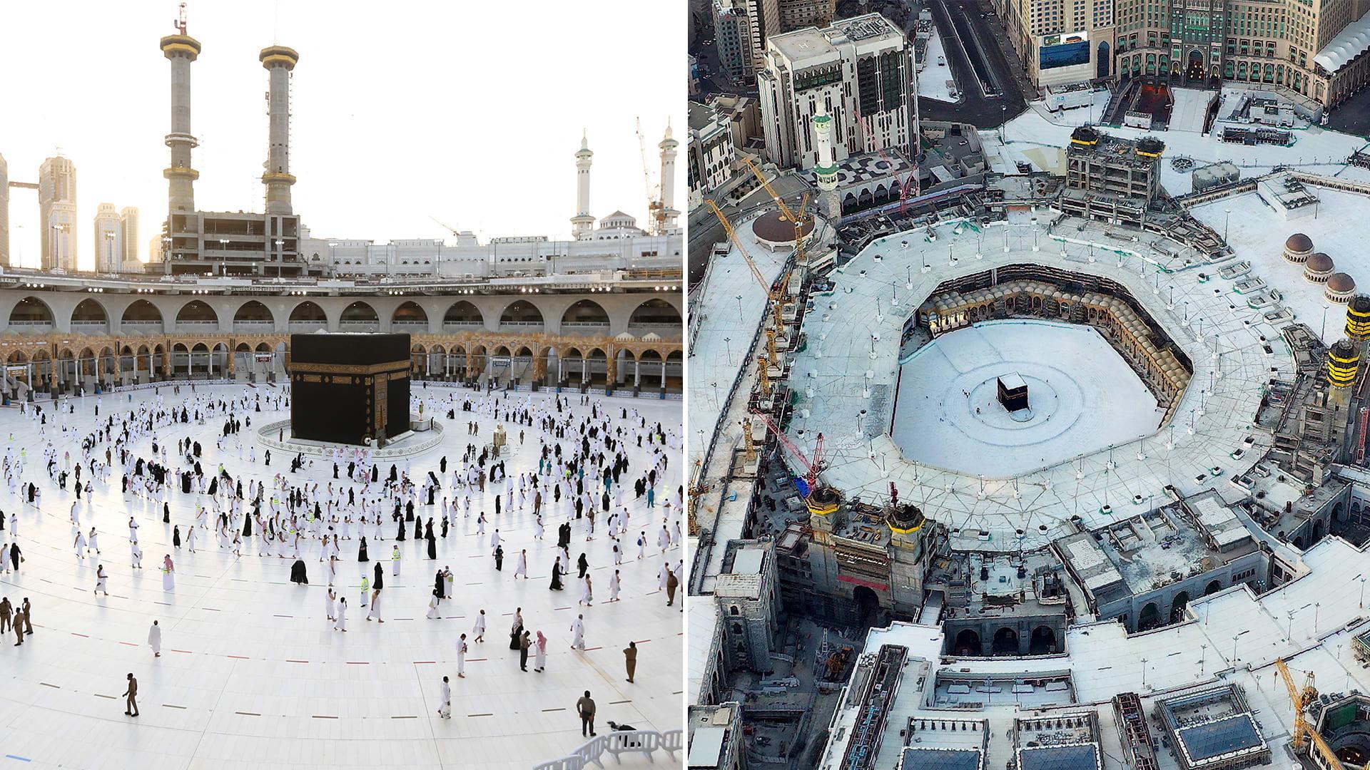 شاهد.. كيف اختلف شهر رمضان هذا العام عن العام الماضي