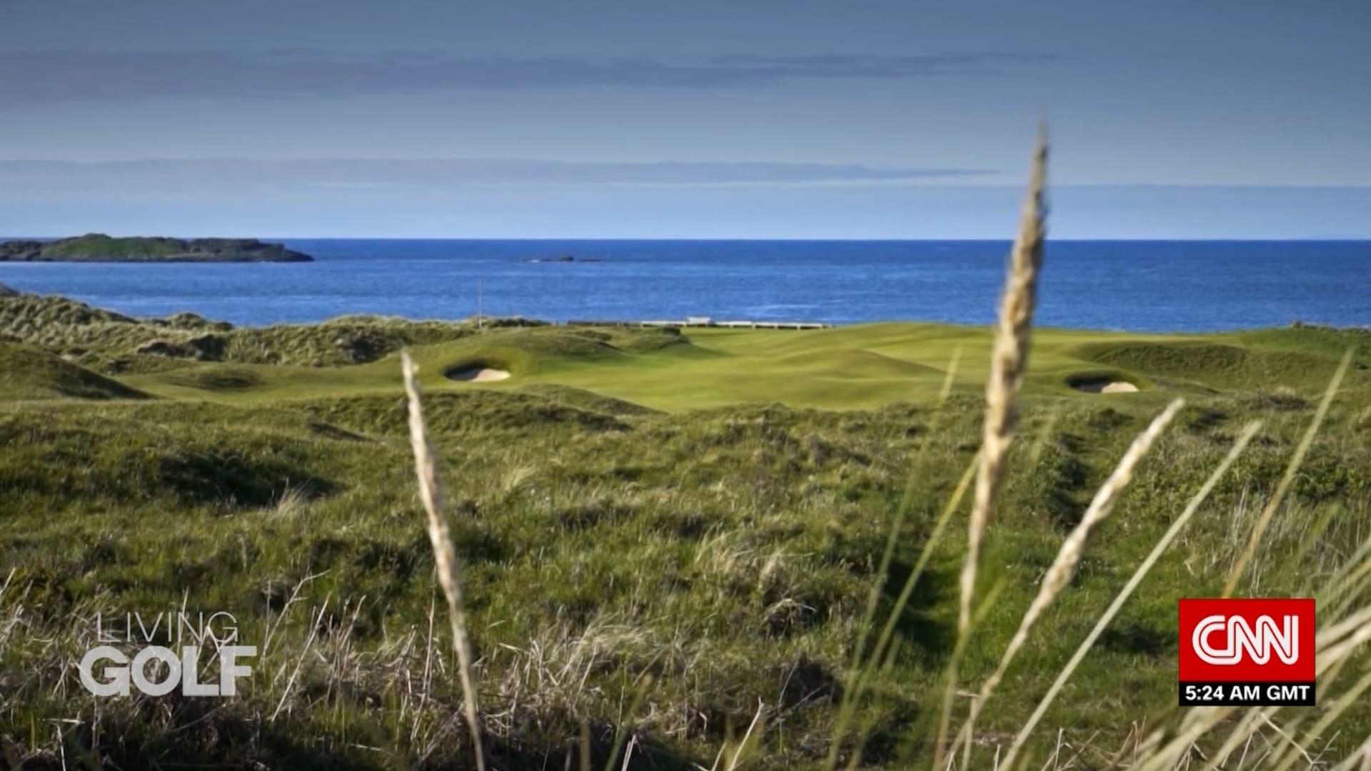 كيف تكون الغولف رياضة مستدامة؟ البطولة المفتوحة مثال يحتذى به