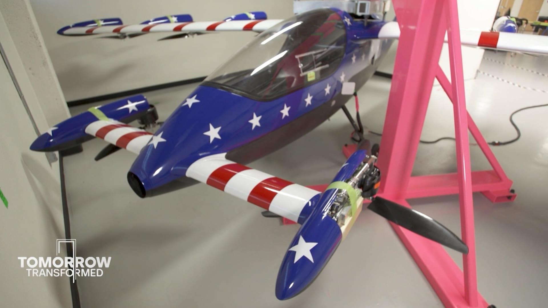 السيارات الطائرة ذاتية القيادة.. هل تحرر العالم من الازدحام المروري؟