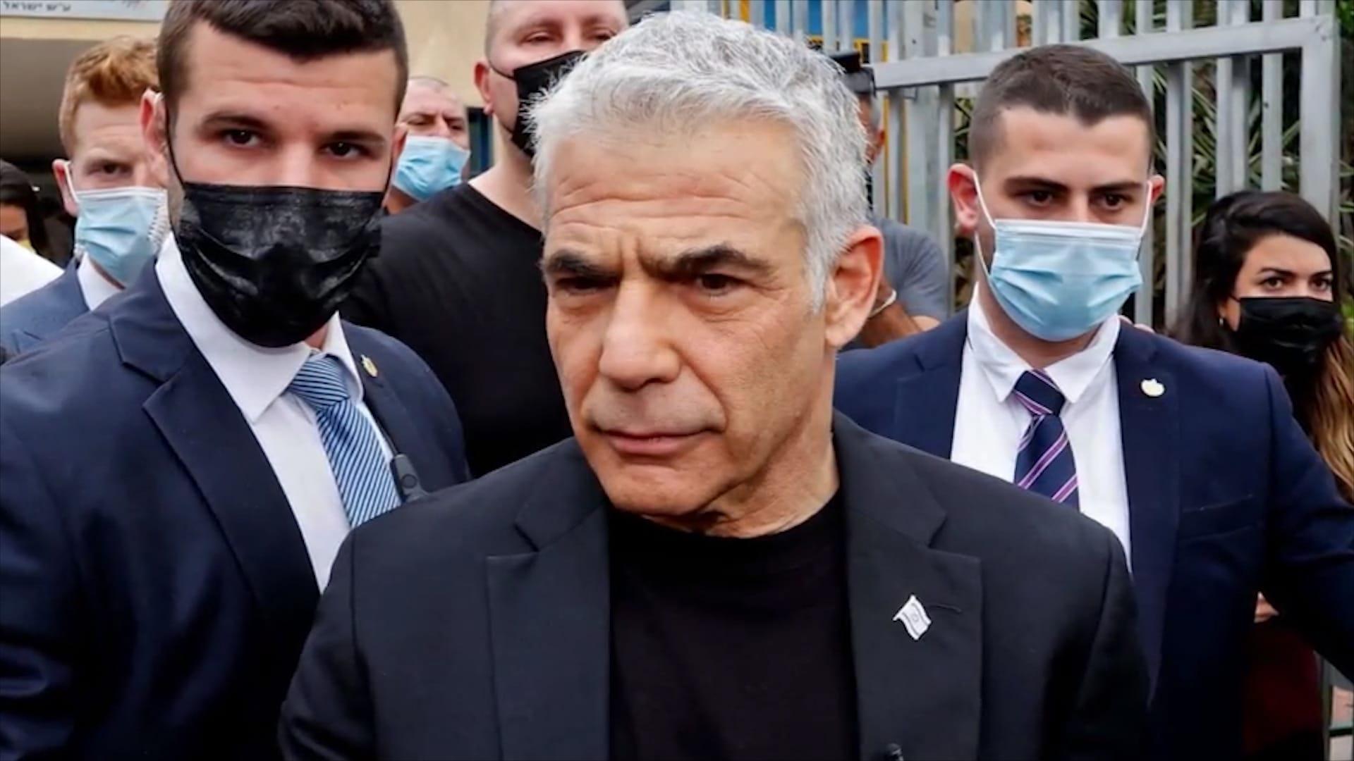 هل سيتمكن يائير لابيد من تشكيل حكومة إسرائيلية ويطيح برئيس الوزراء الأطول خدمة؟