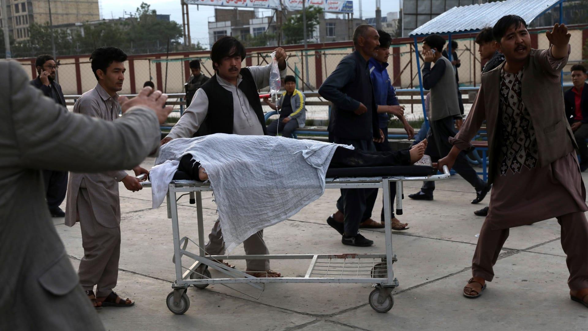 انفجار قرب مدرسة للبنات في كابول يودي بحياة 30 شخصا على الأقل