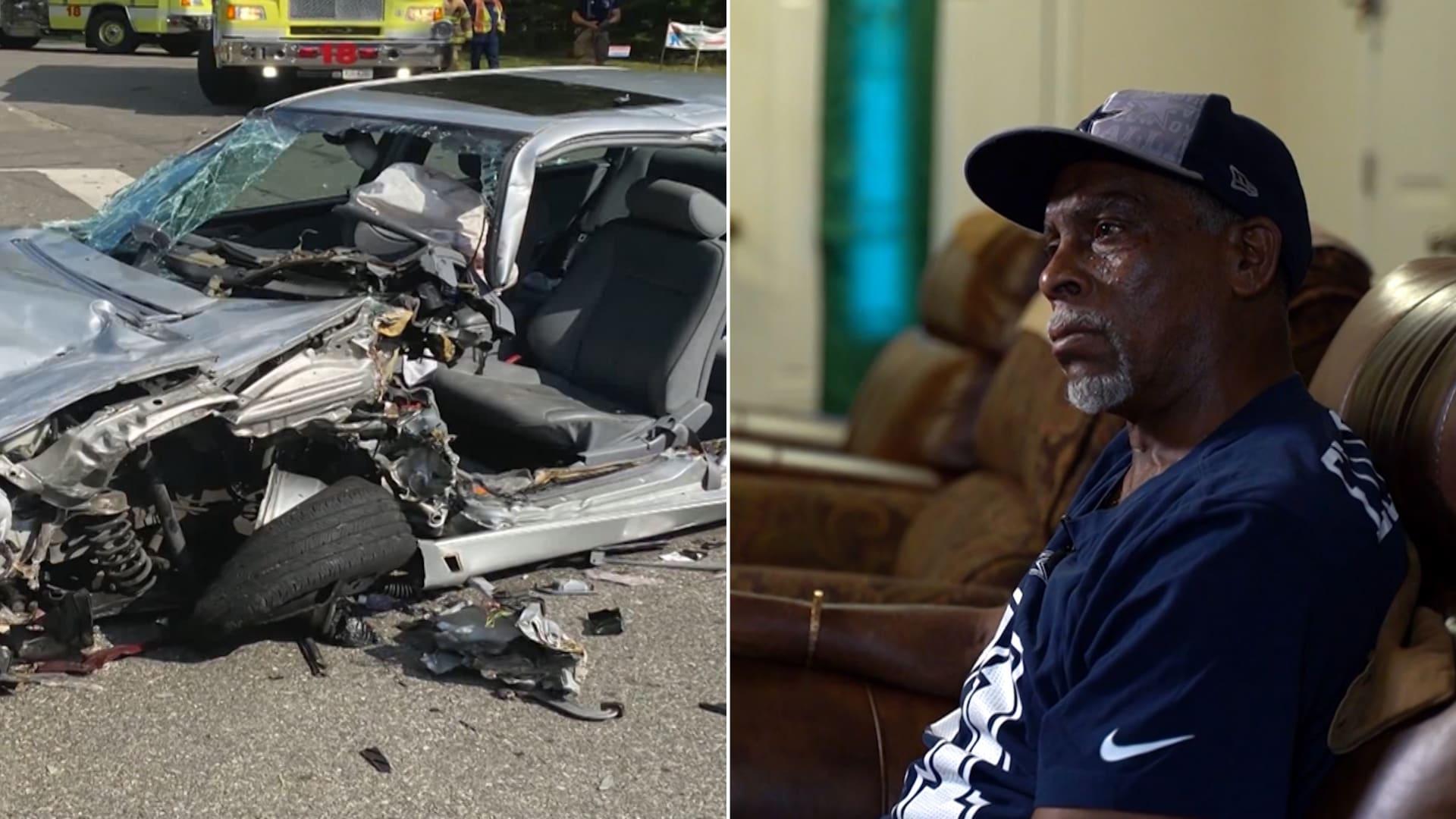 رجل يقول إنه نجا من الموت 18 مرة.. حادث سيارة خطير و17 نوعا من السرطان