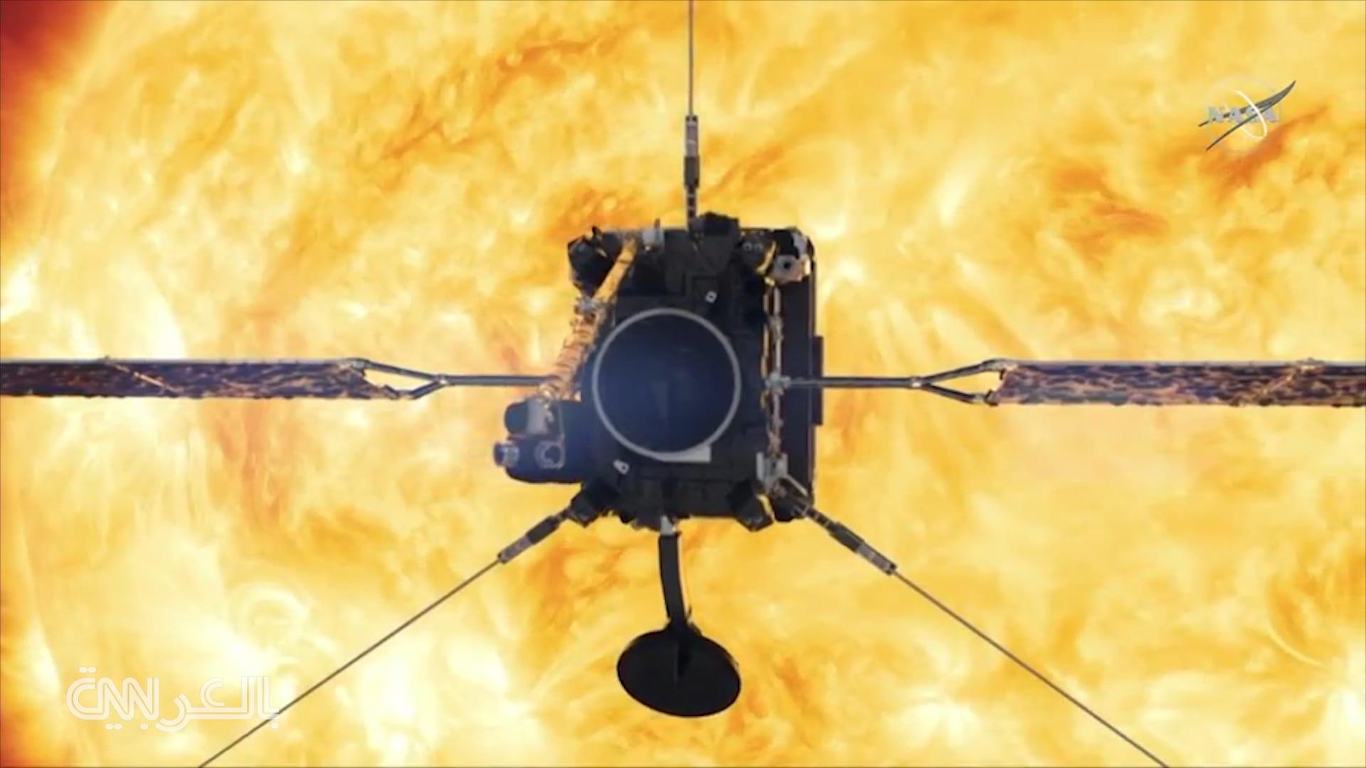 أول مهمة تلتقط صوراً من نوعها للشمس.. شاهد إطلاق مدار ناسا الشمسي إلى الفضاء