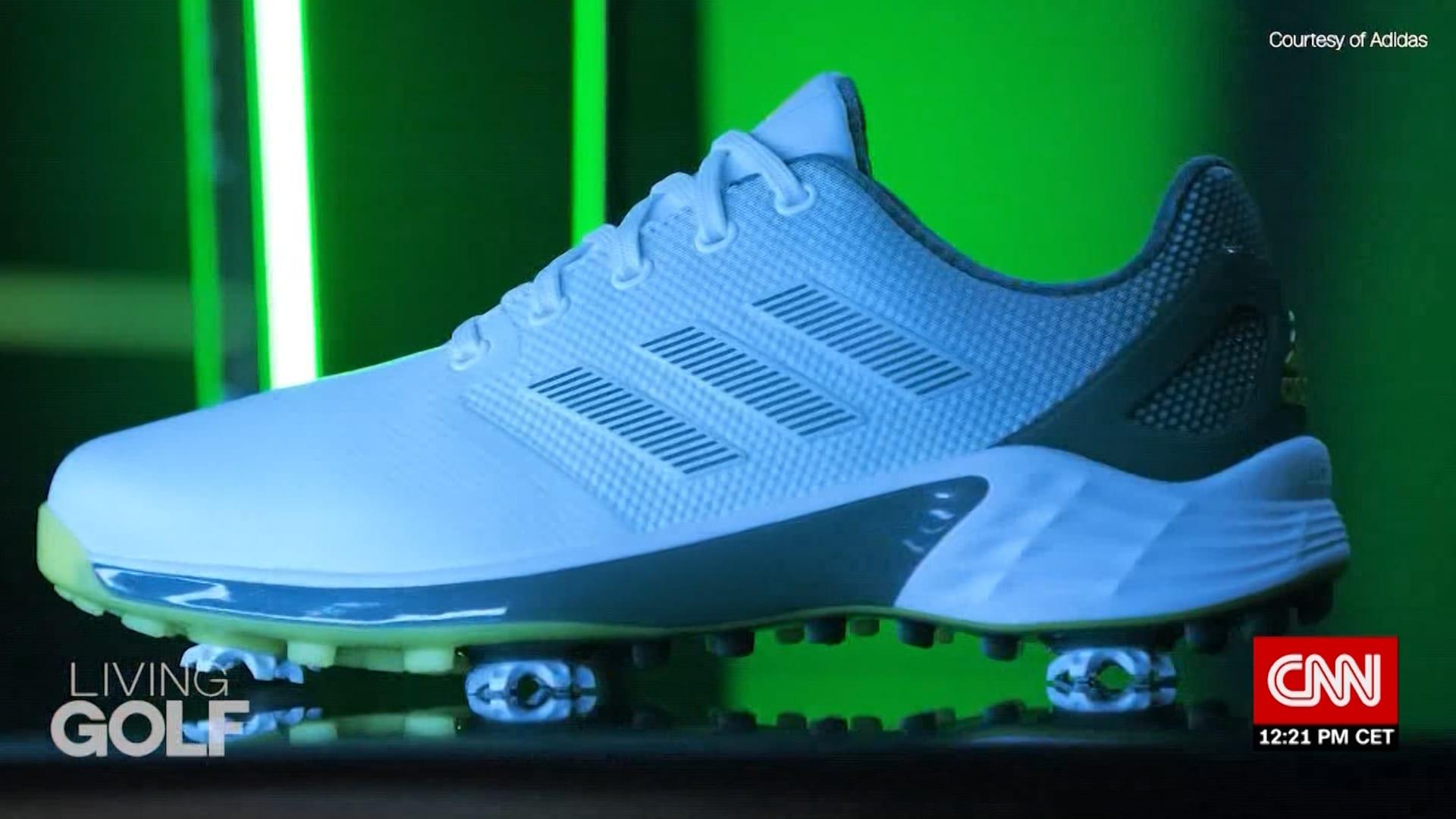 تصاميم مبتكرة لتغيير شكل أحذية الغولف وتحسين أدائها