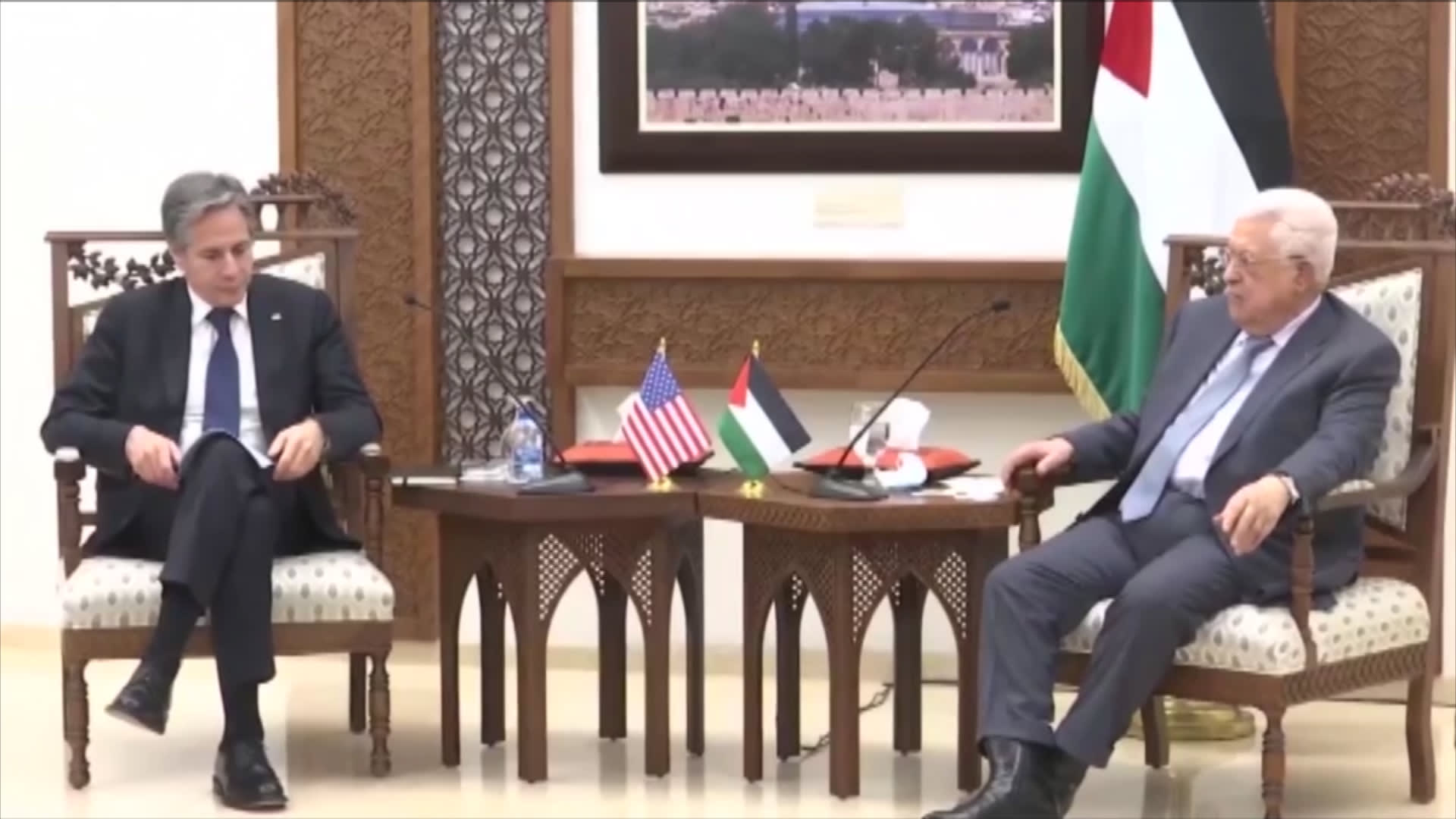 وسط وقف إطلاق النار.. أبرز وقفات لبلينكن بزياته الأولى للشرق الأوسط؟