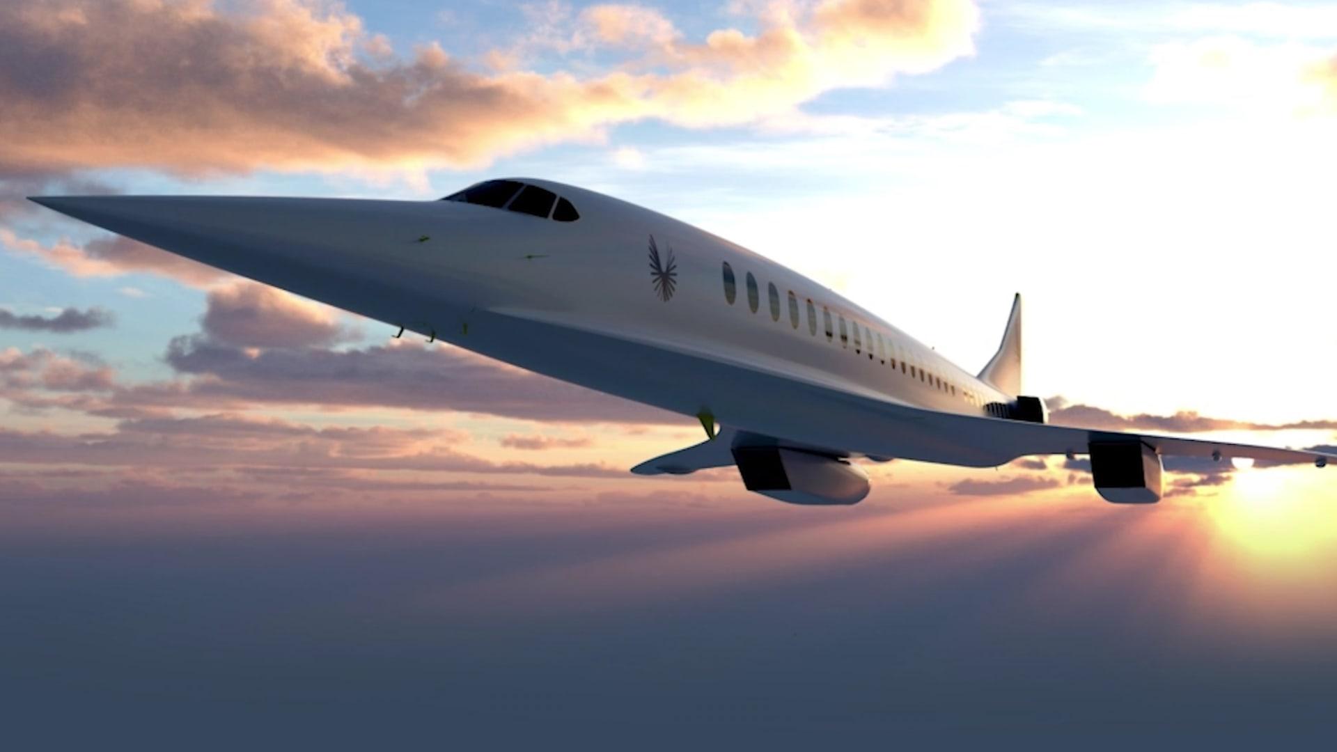 أسرع من الصوت.. طائرة الركاب هذه قد تغير مفهوم السفر جوًا