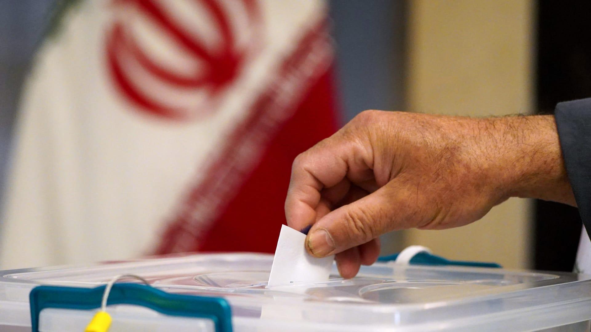 Iran-voting-poll