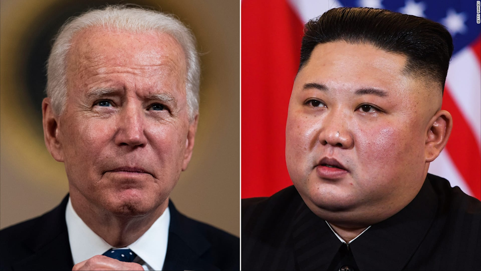 """مستعدون لـ""""الحوار أو المواجهة"""".. لماذا وجه كيم جونغ أون رسالة لبايدن؟"""