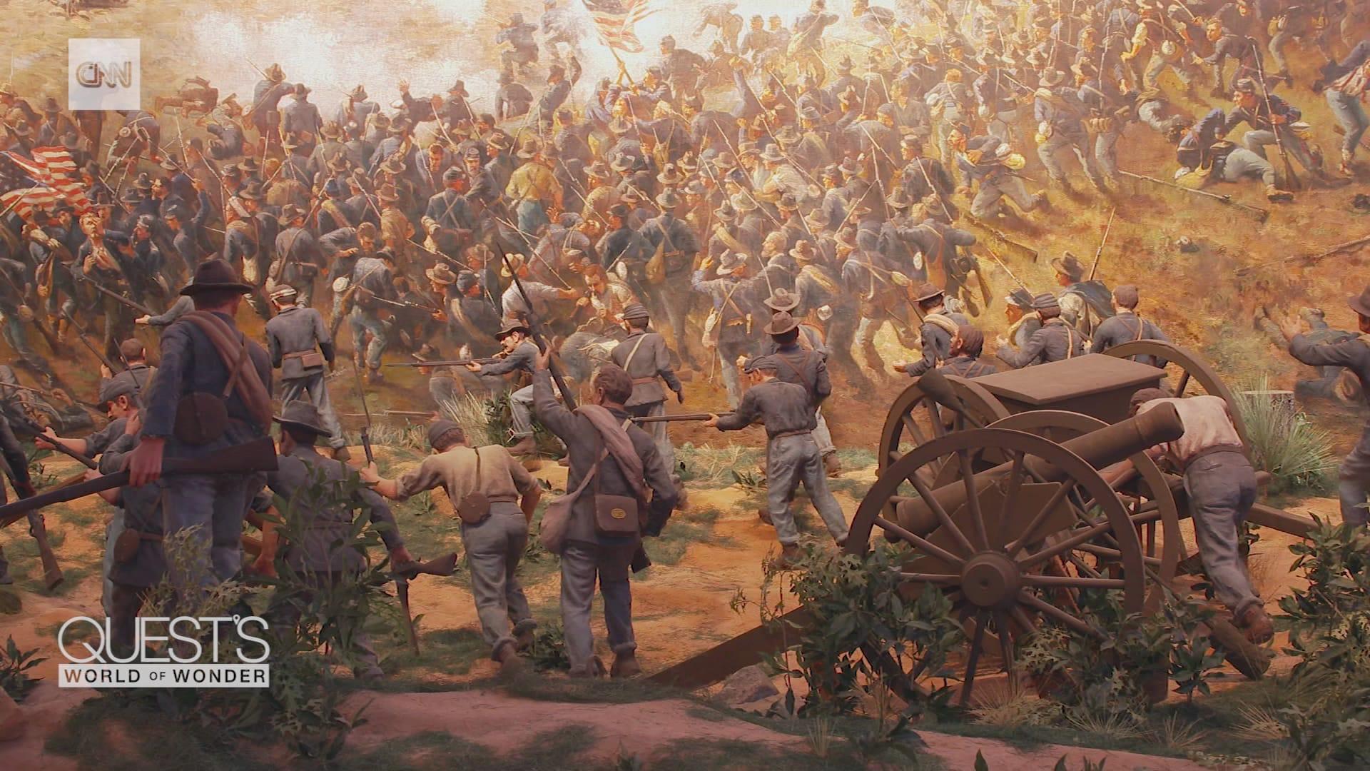 """""""معركة أتلانتا"""".. تعالوا داخل الحرب الأهلية الأمريكية"""
