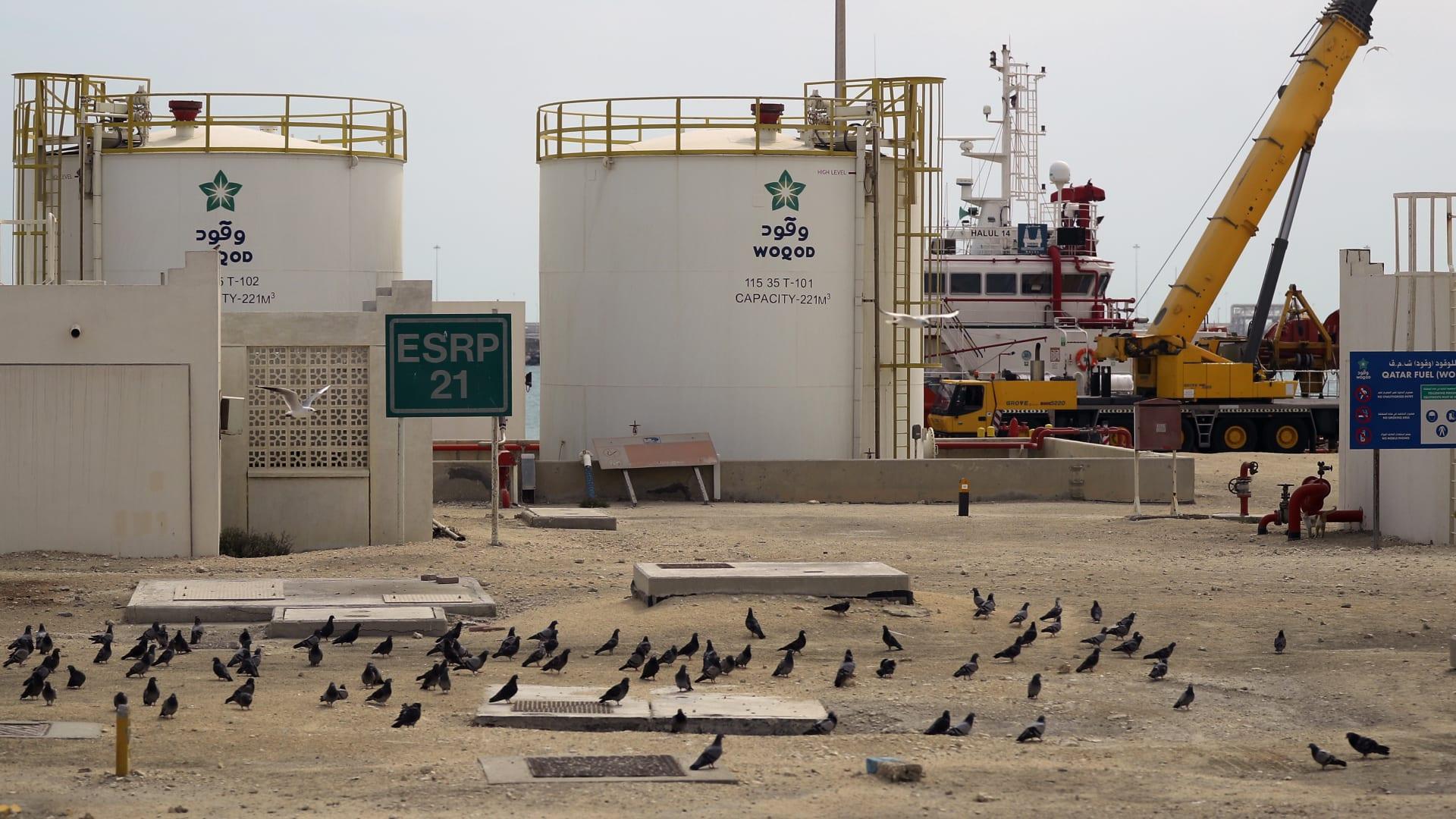 قطر توقع صفقة ضخمة مع الصين لتزويدها بمليون طن غاز مسال سنويا