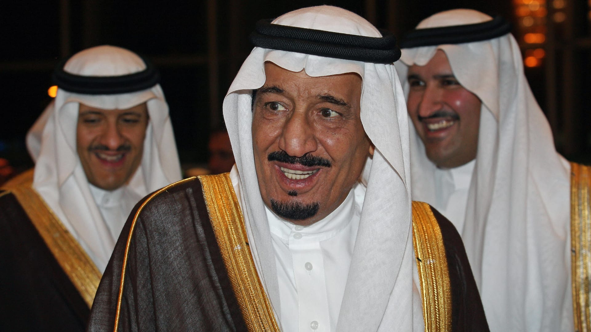 صورة أرشيفية للعاهل السعودي الملك سلمان