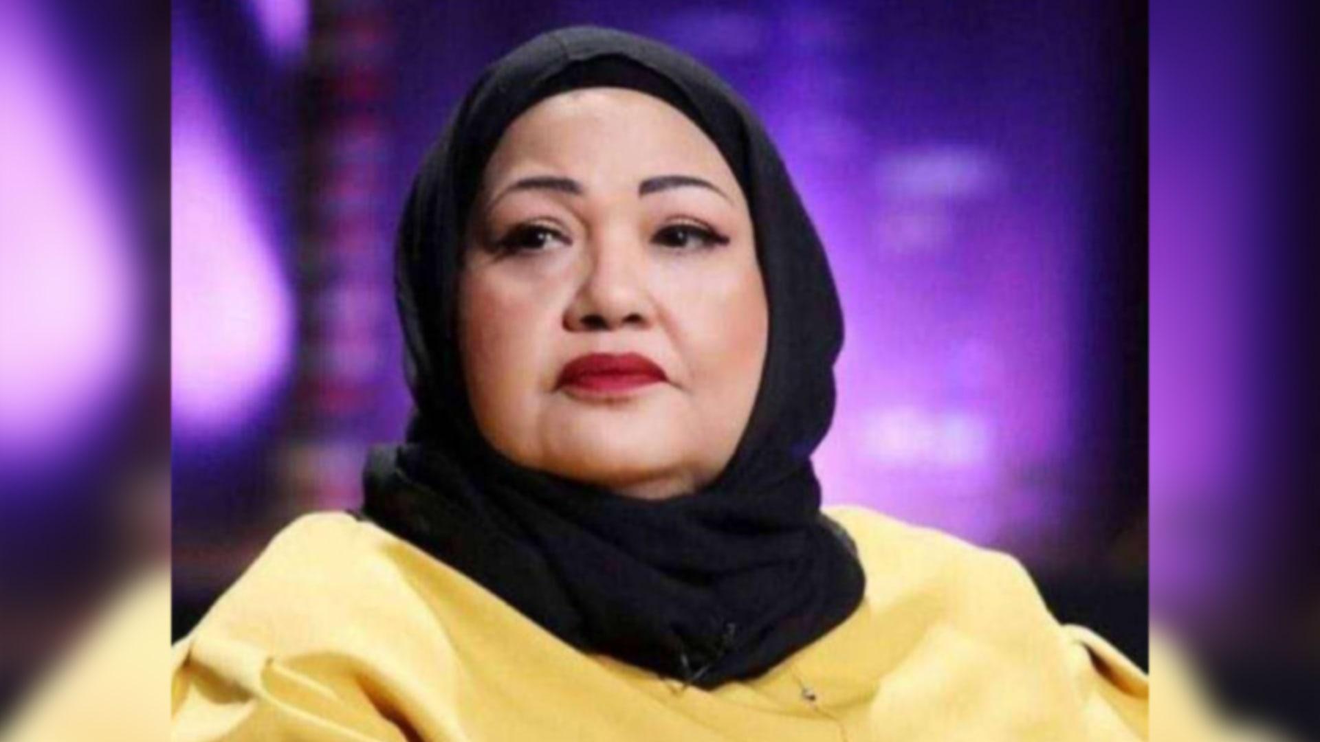 الفنانة الكويتية انتصار الشراح