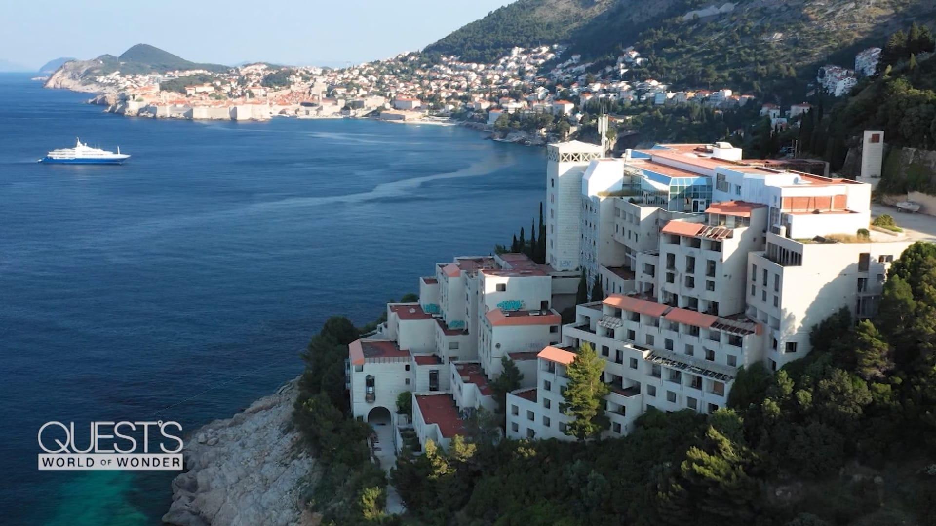 في كرواتيا.. فندق 5 نجوم يتحول إلى ملجأ للجيش