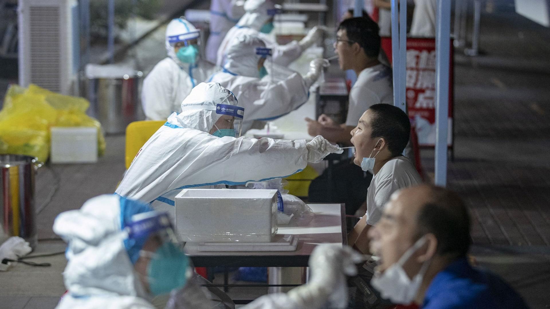تأكيدات في ووهان الصينية… ارتفاع في الإصابات وتخوف من متغير دلتا