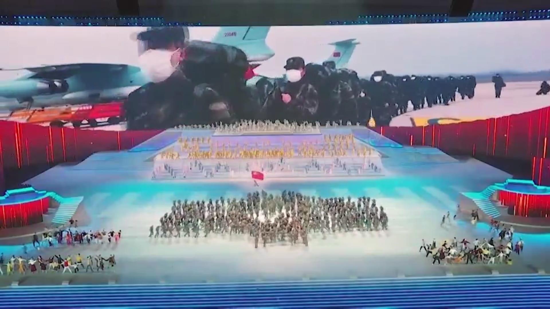 إنجازات الصين في أولمبياد طوكيو تفتح باب التوقعات لمنافسة شرسة في ألعاب بكين الشتوية