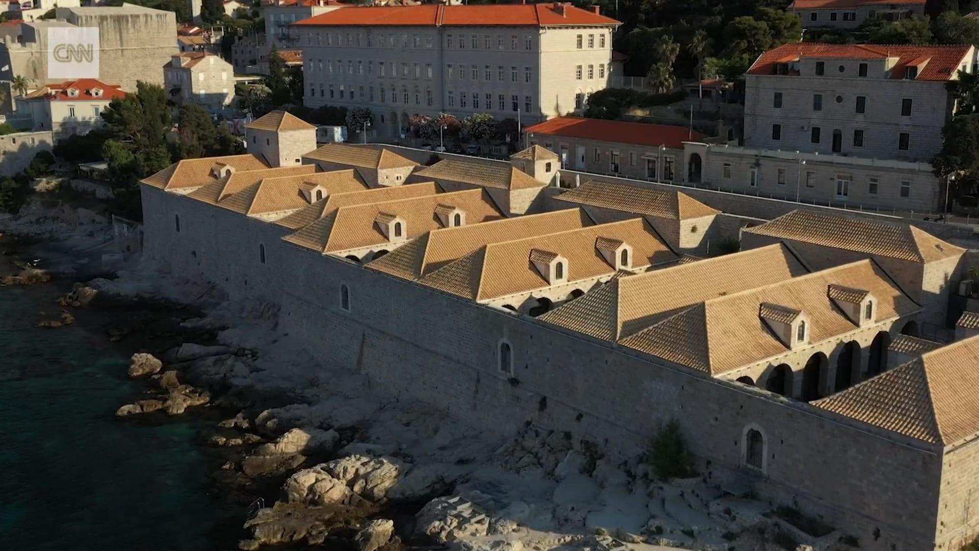 محاجر صحية تعود للقرون الوسطى أعدّت هذه المدينة بشكل فريد لمواجهة الجائحة
