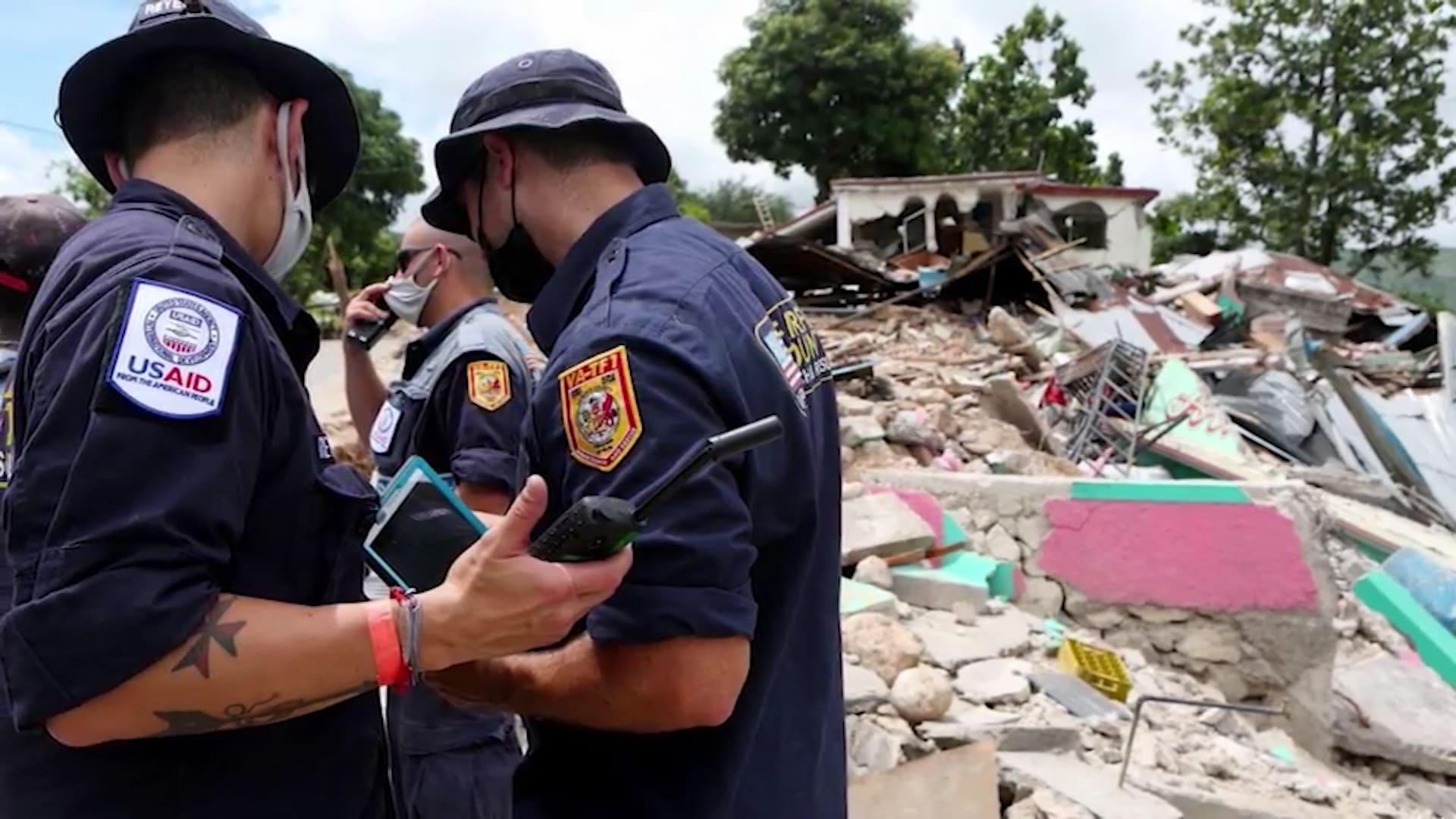 أسبوع على الزلزال.. تعثر توصيل المساعدات إلى هايتي وتزايد مشاعر الإحباط