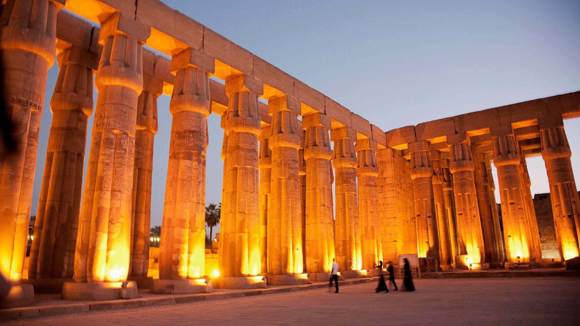 معبد الأقصر