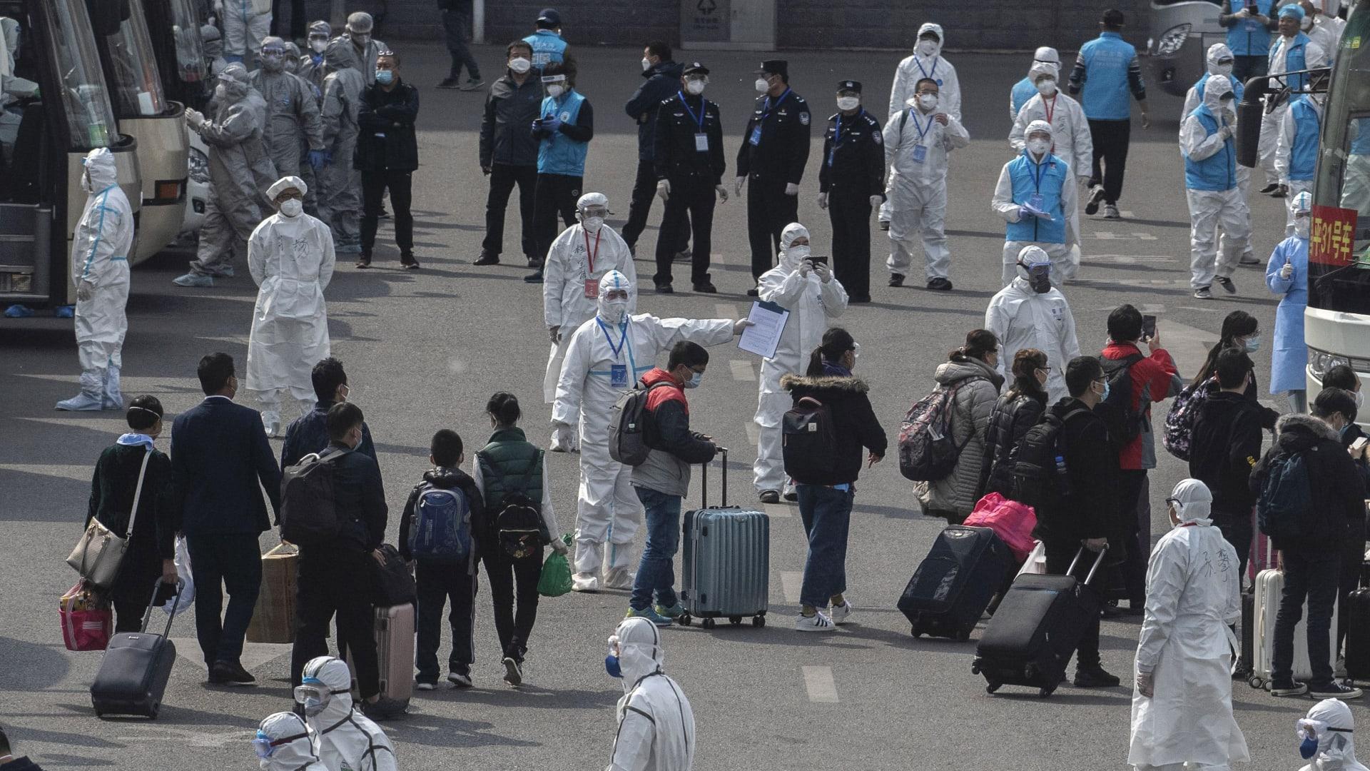 محققو منظمة الصحة العالمية: فرصة اكتشاف منشأ فيروس كورونا تتضاءل