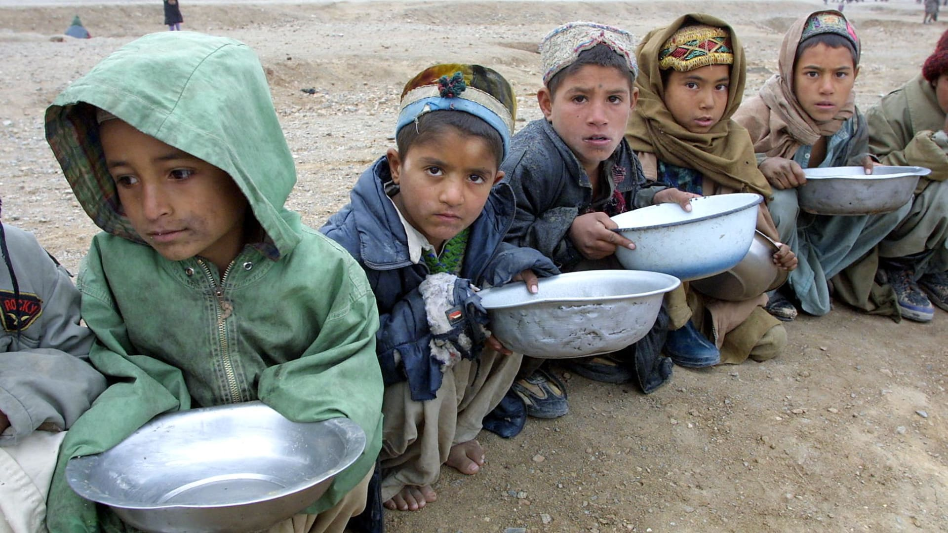 afghanistan-famine