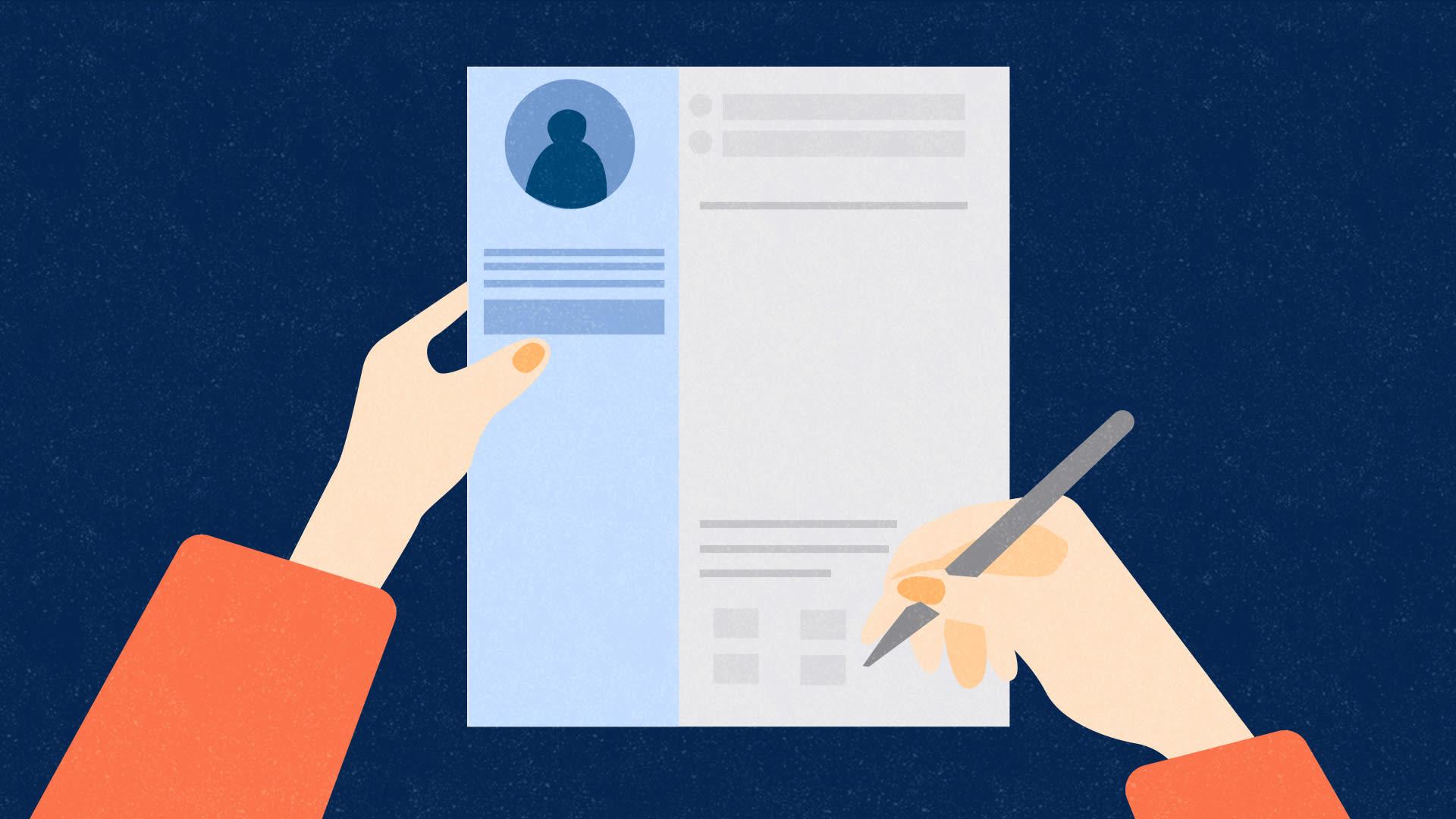 resume-tips-lying