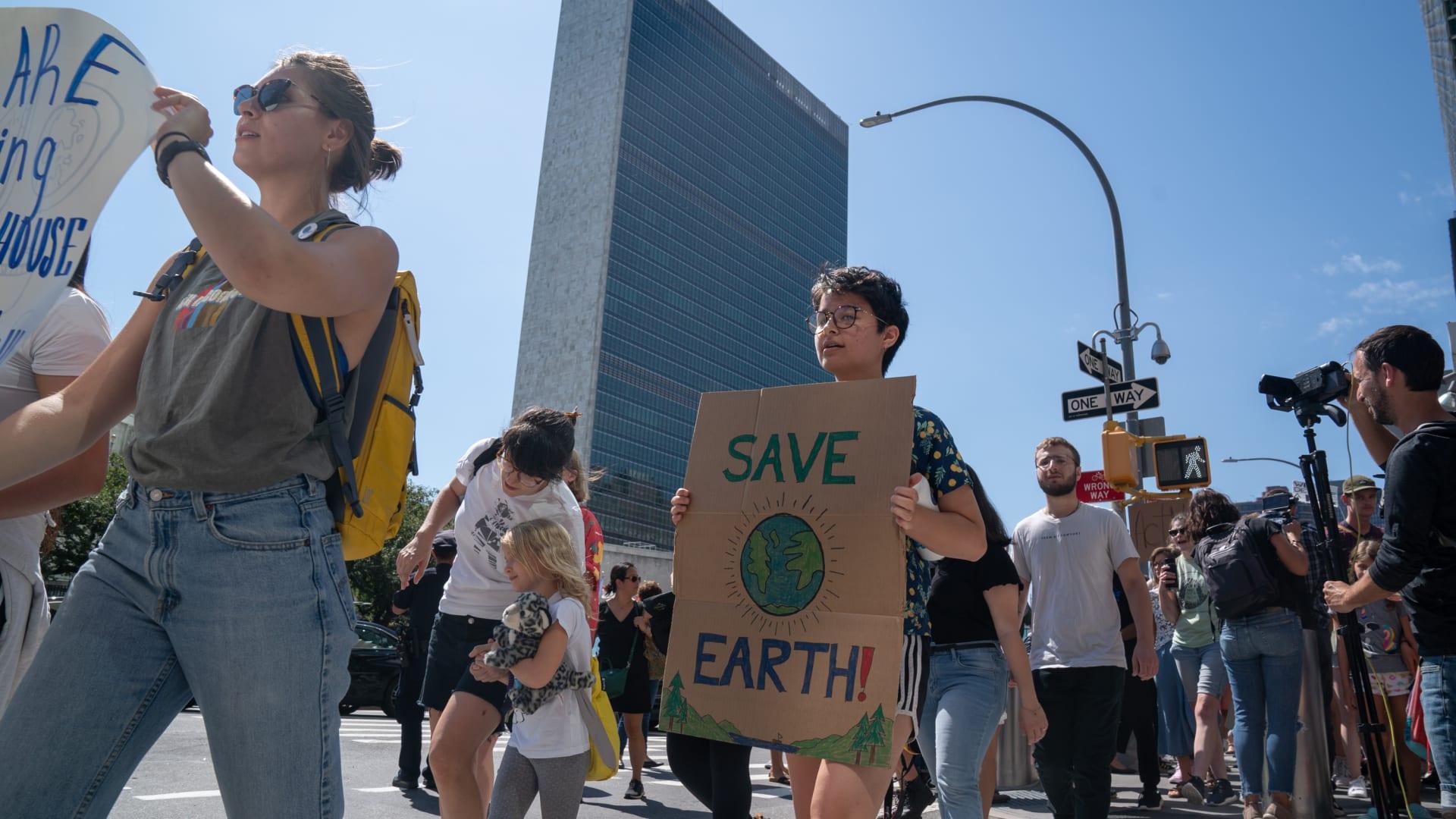US-UN-climate-PROTEST