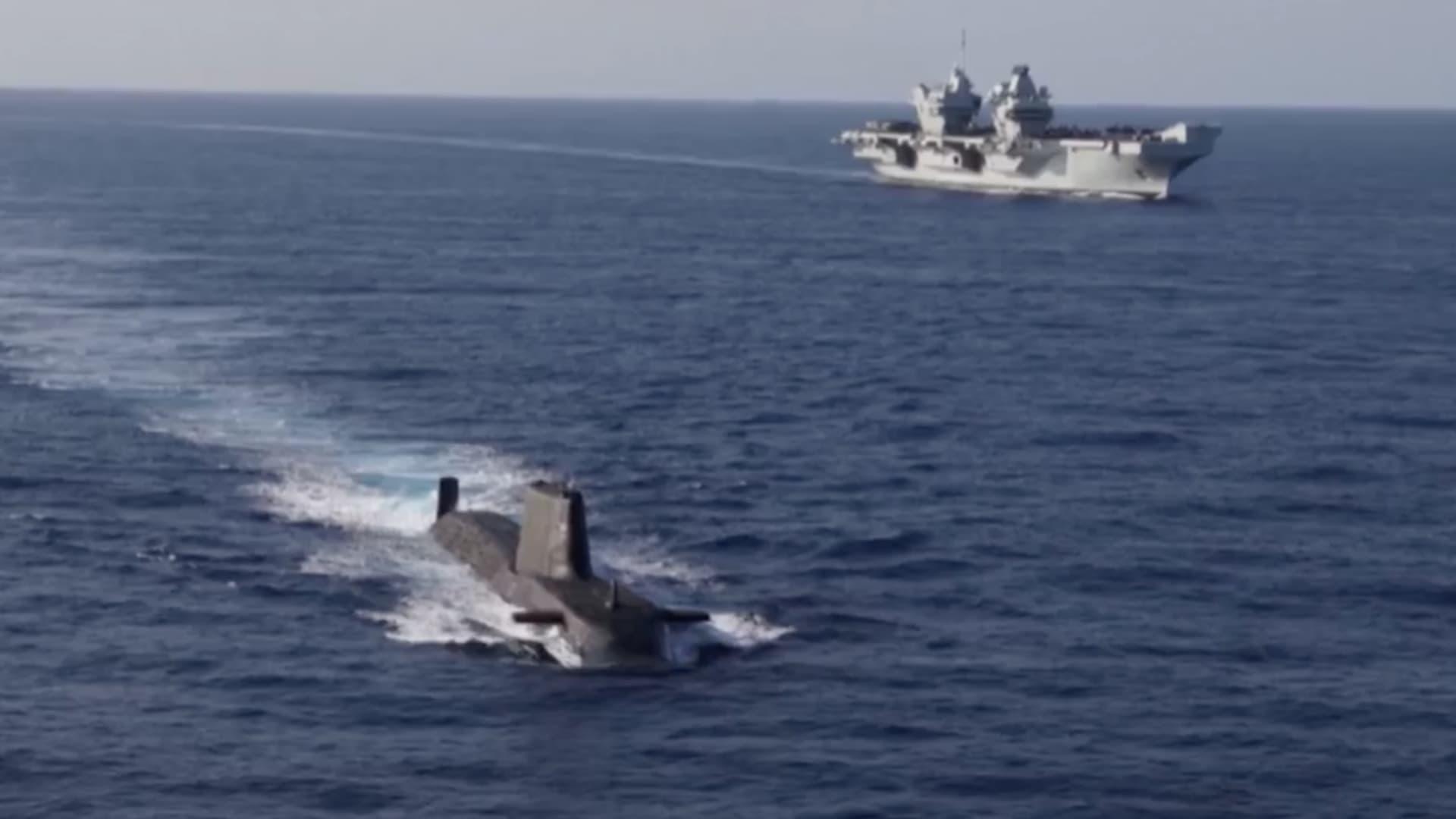 """ردًا على صفقة الغواصات.. إلغاء مهمة إحياء ذكرى التاريخ العسكري """"الفرنسي-الأمريكي"""" المشترك في واشنطن"""
