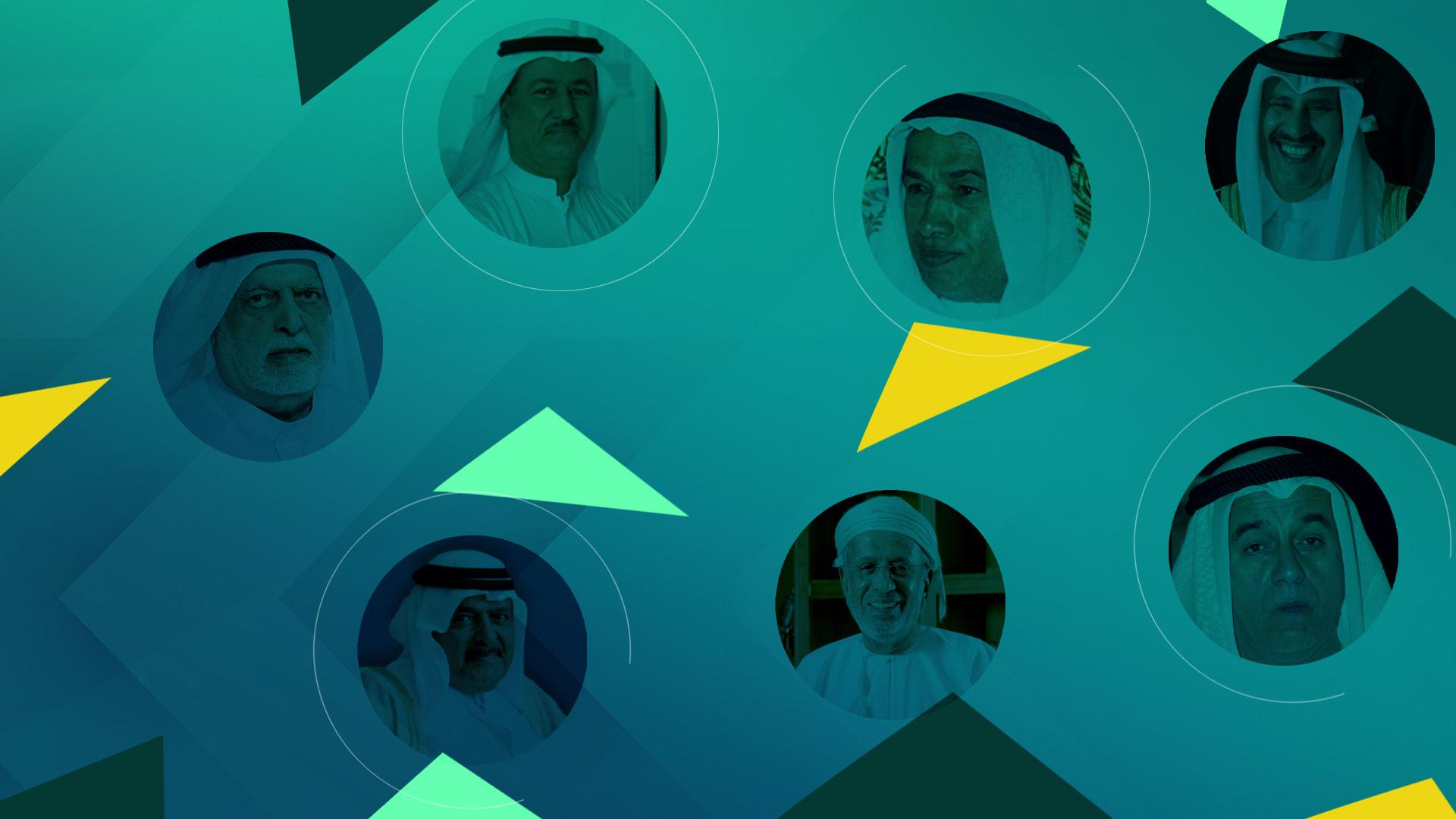 16.4 مليار دولار إجمالي ثروات مليارديرات دول الخليج.. إليكم القائمة