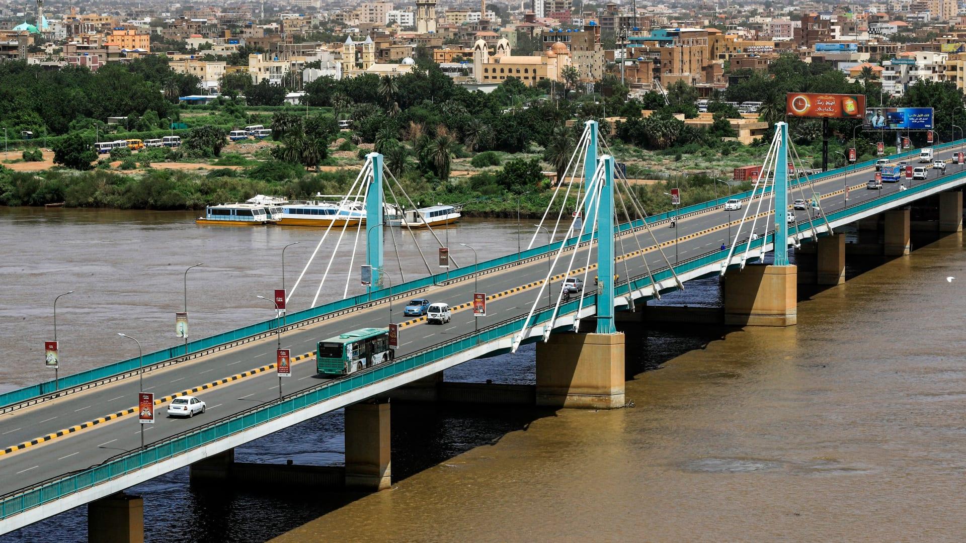 صورة ارشيفية من العاصمة السودانية، الخرطوم