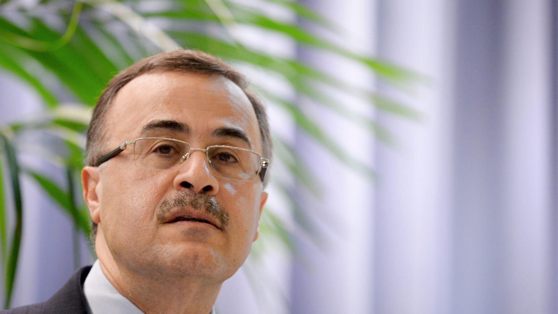 رئيس أرامكو التنفيذي أمين الناصر