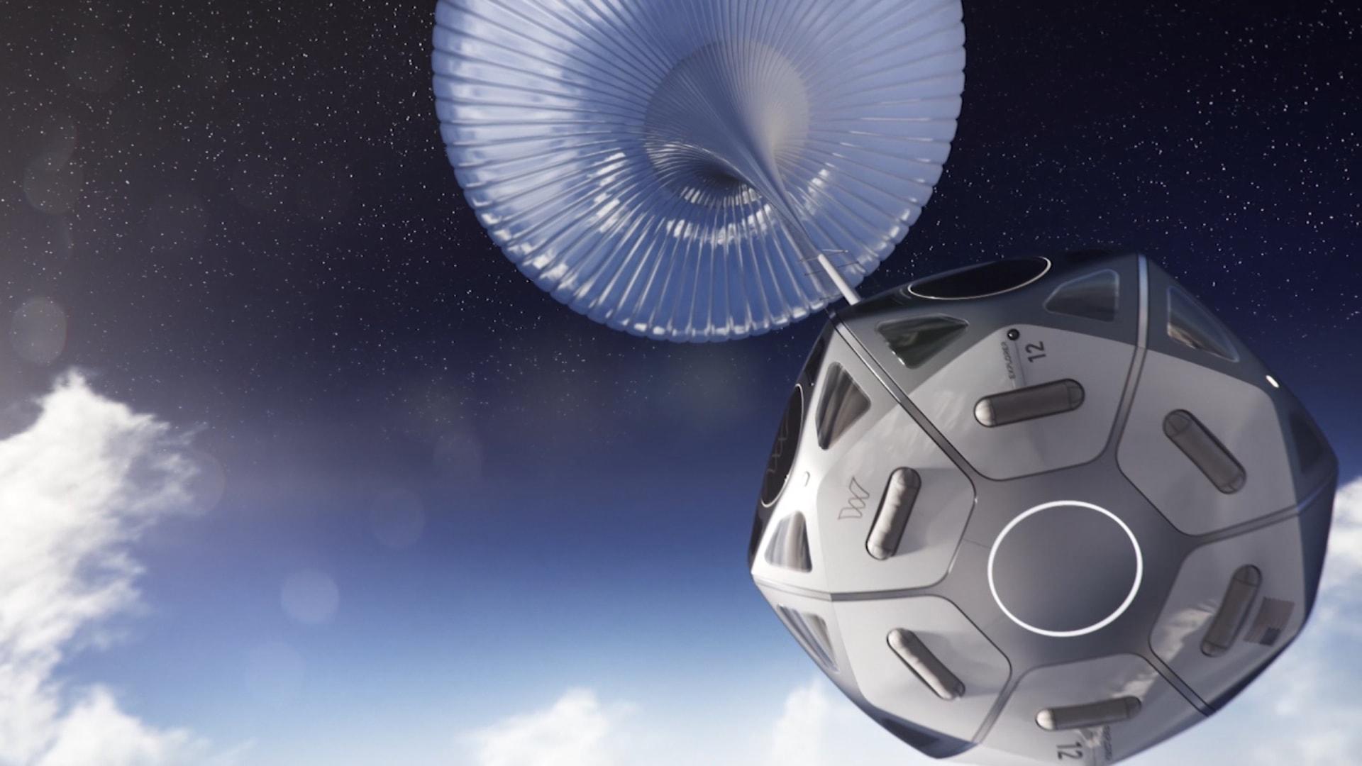 بسعر يبدأ من 50 ألف دولار.. يمكنك الذهاب إلى حافة الفضاء بمنطاد فخم