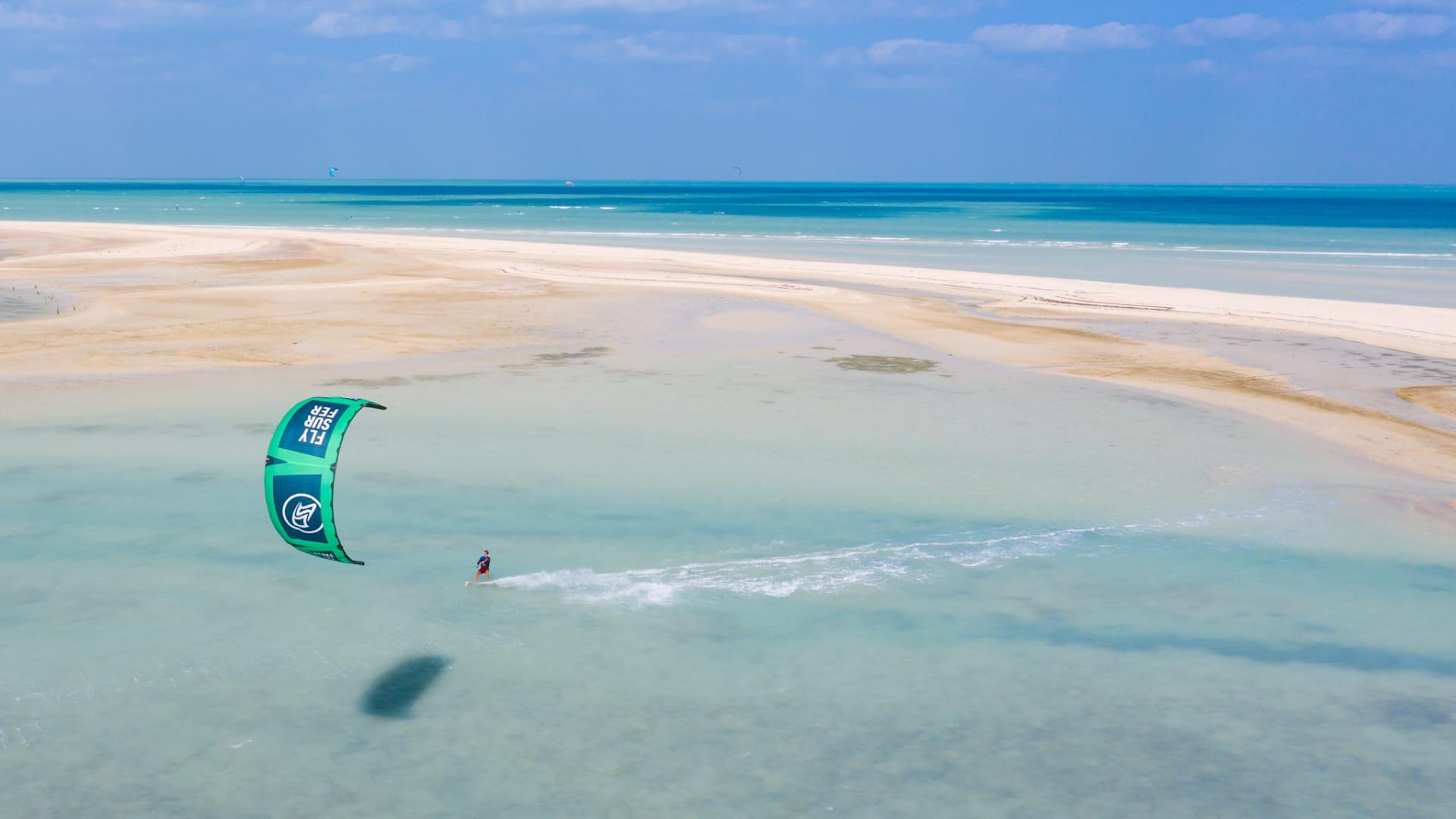 شاطئ الذخيرة في قطر