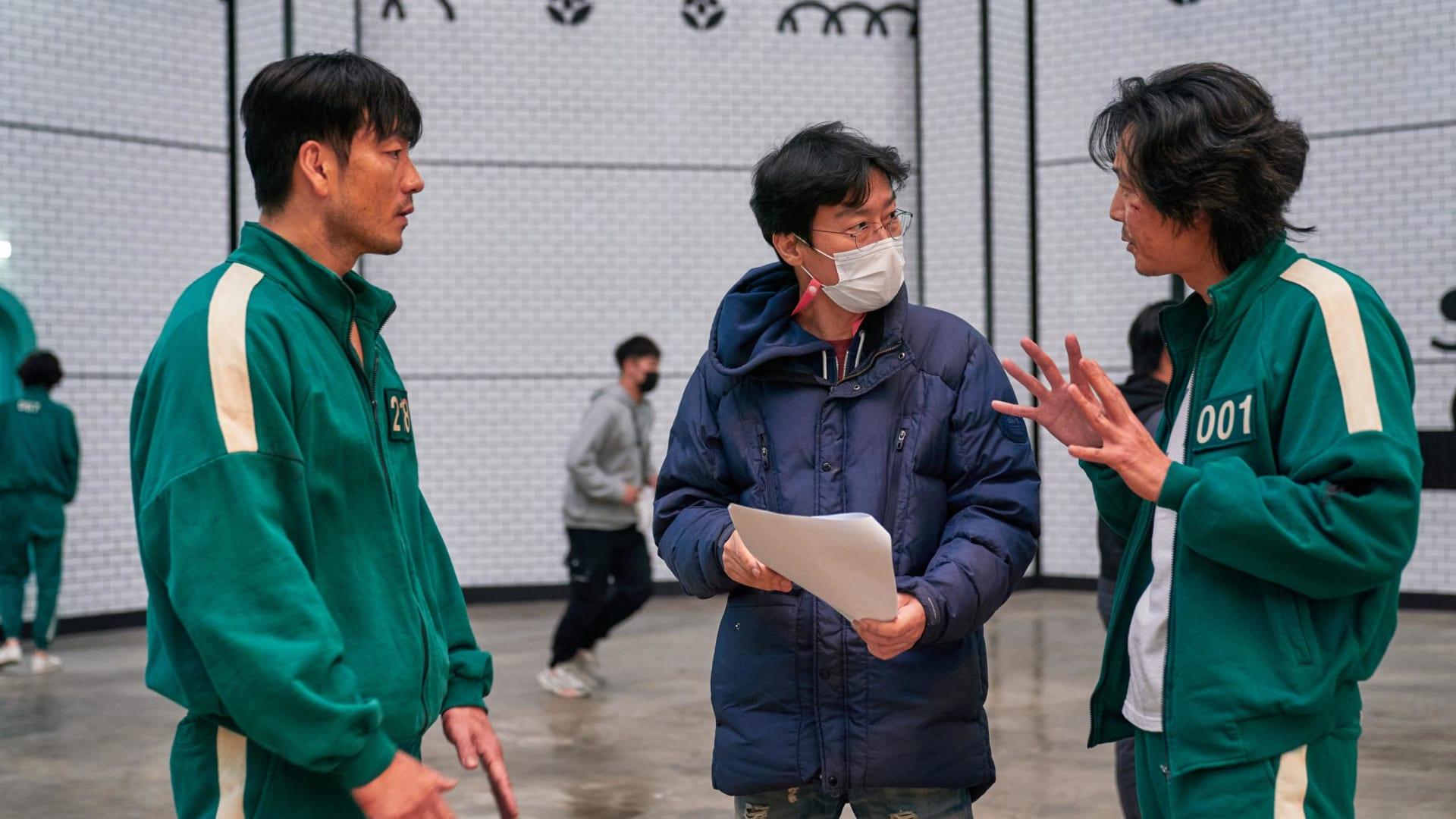 مخرج Squid Game يكشف 6 حقائق قد لا تعرفها عن المسلسل الكوري الشهير
