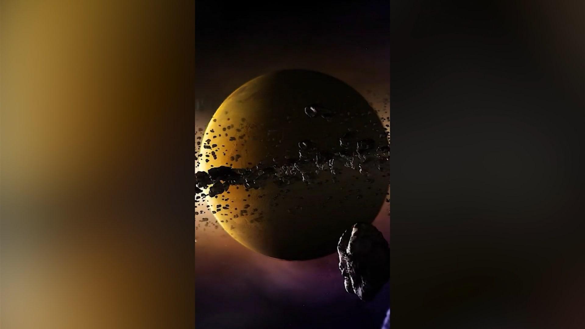 """""""لوسي"""" في مهمة تدوم 12 عامًا تابعة لوكالة ناسا تنطلق لاستكشاف كويكبات لم ترصد من قبل"""