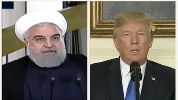 """ترامب يثير غضب إيران بـ""""الخليج العربي"""".. وطهران: جغرافيته للبيع"""