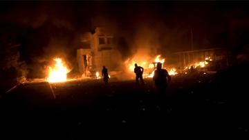أحد أكثر الأسابيع دموية منذ بدء الحرب السورية.. CNN داخل إدلب