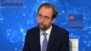 مفوض حقوق الإنسان لـCNN: أفضل الاستقالة على تقديم تنازلات