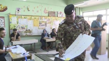 شاهد.. الأمن العراقي يصوت في أول انتخابات برلمانية بعد دحر داعش